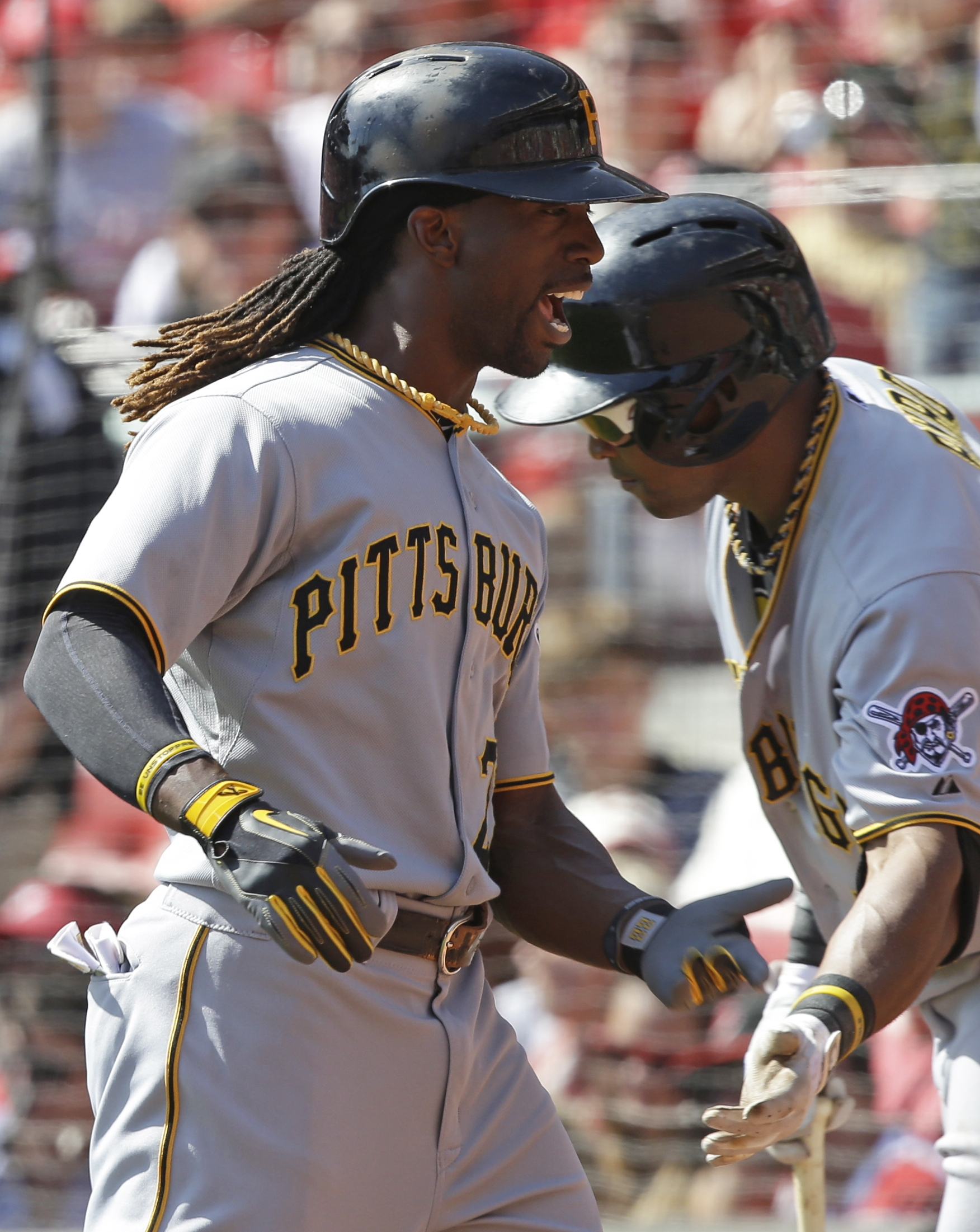 Andrew McCutchen and the Pirates got tired of hearing about the franchise's 20-year losing streak.