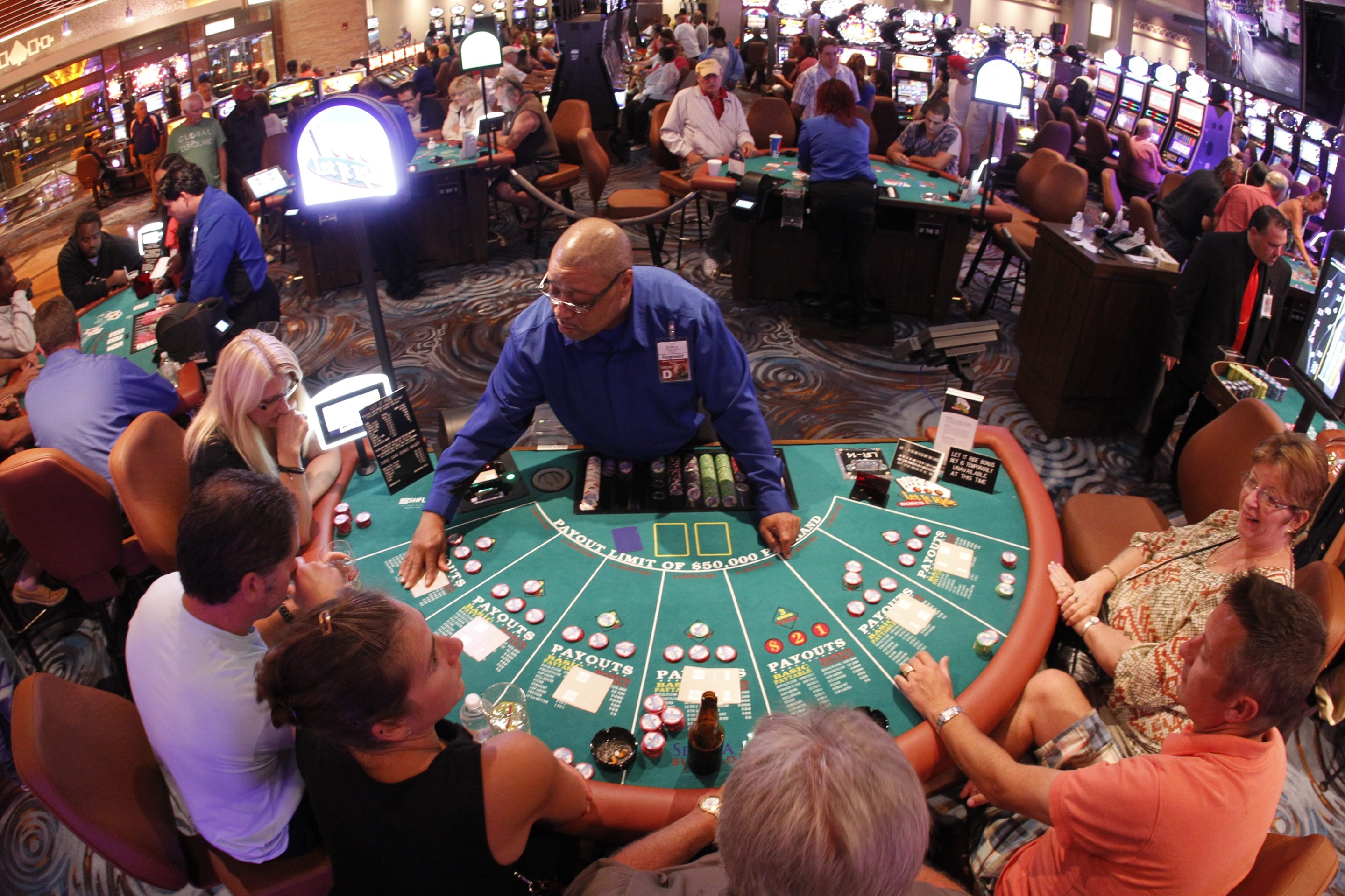 Supporters want to expand the number of state-sanctioned casinos in New York State.