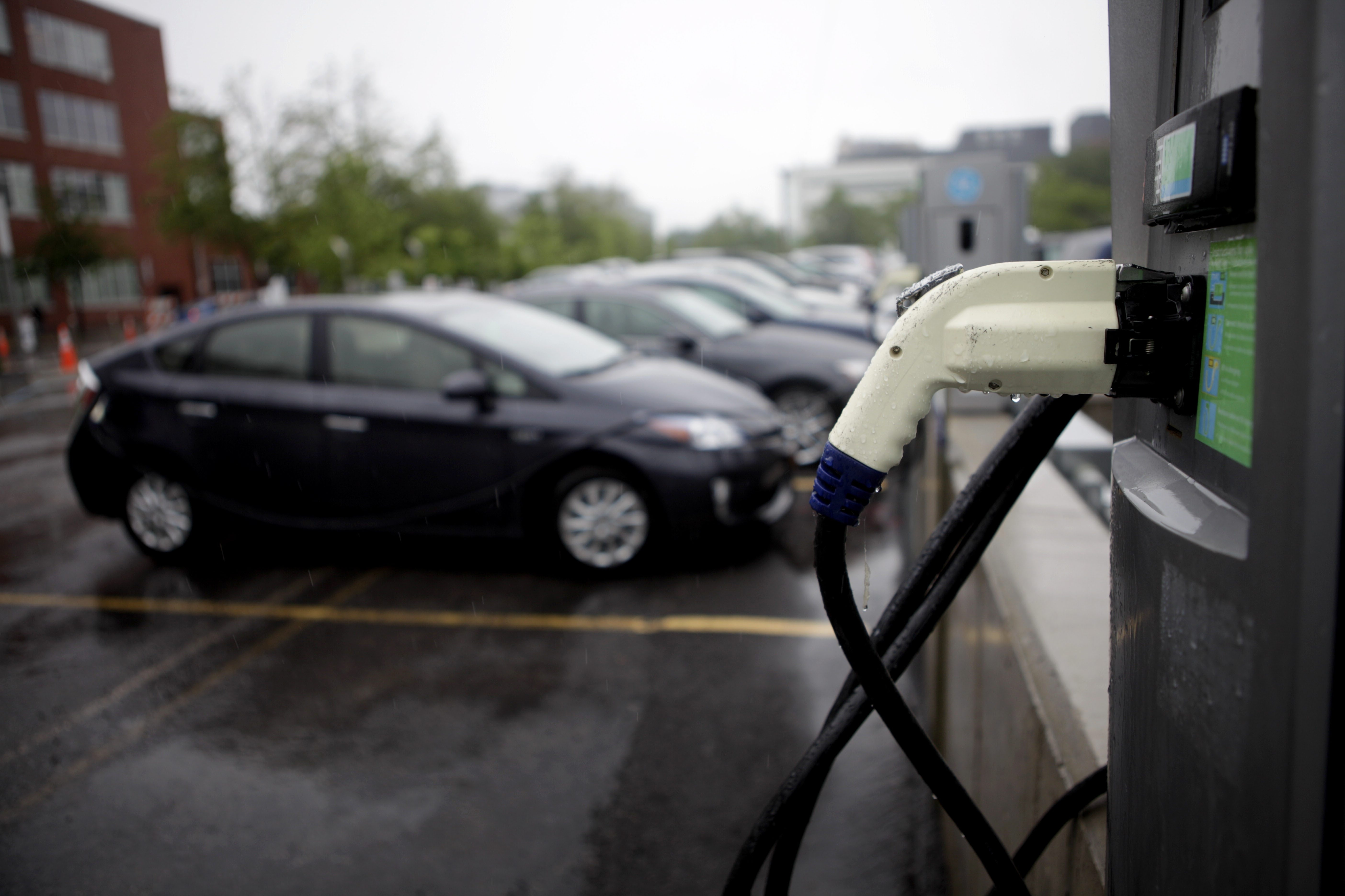 National Grid is installing 67 recharging stations in upstate, with about 20 in Western New York, including a Tops Market at Main Street and Union Road in Amherst.