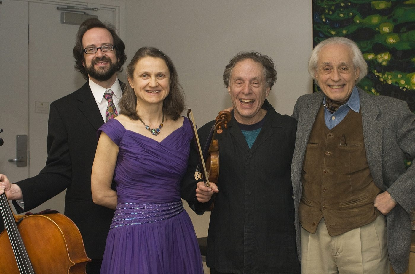 Musicians are gathering together for a benefit concert to help pianist Claudia Hoca, above.
