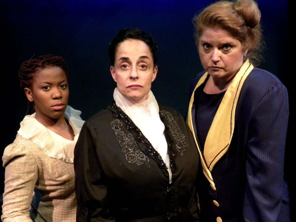 """""""Night Work"""" at Alleyway Theatre"""