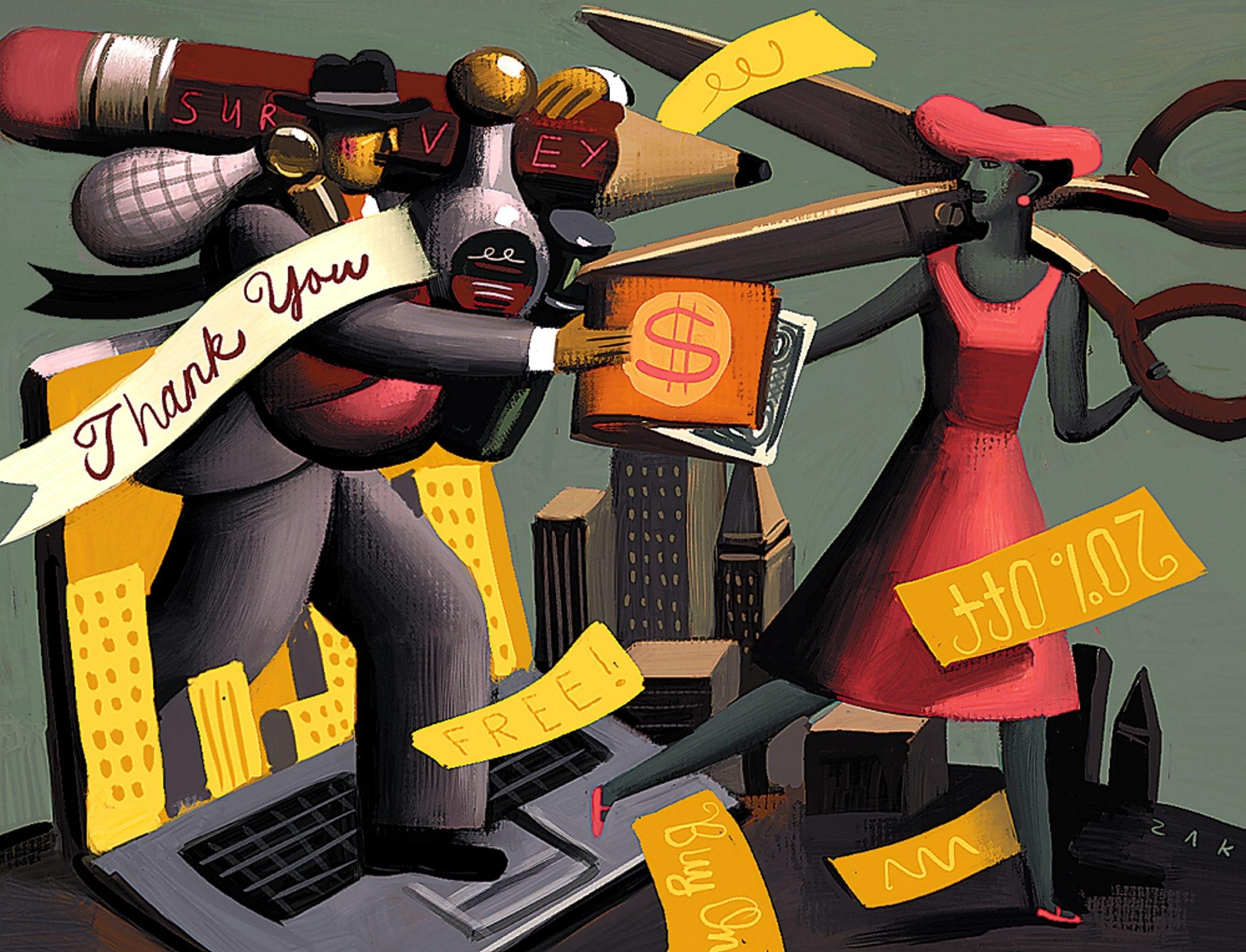 MoneySmart illustration by Daniel Zakroczemski.