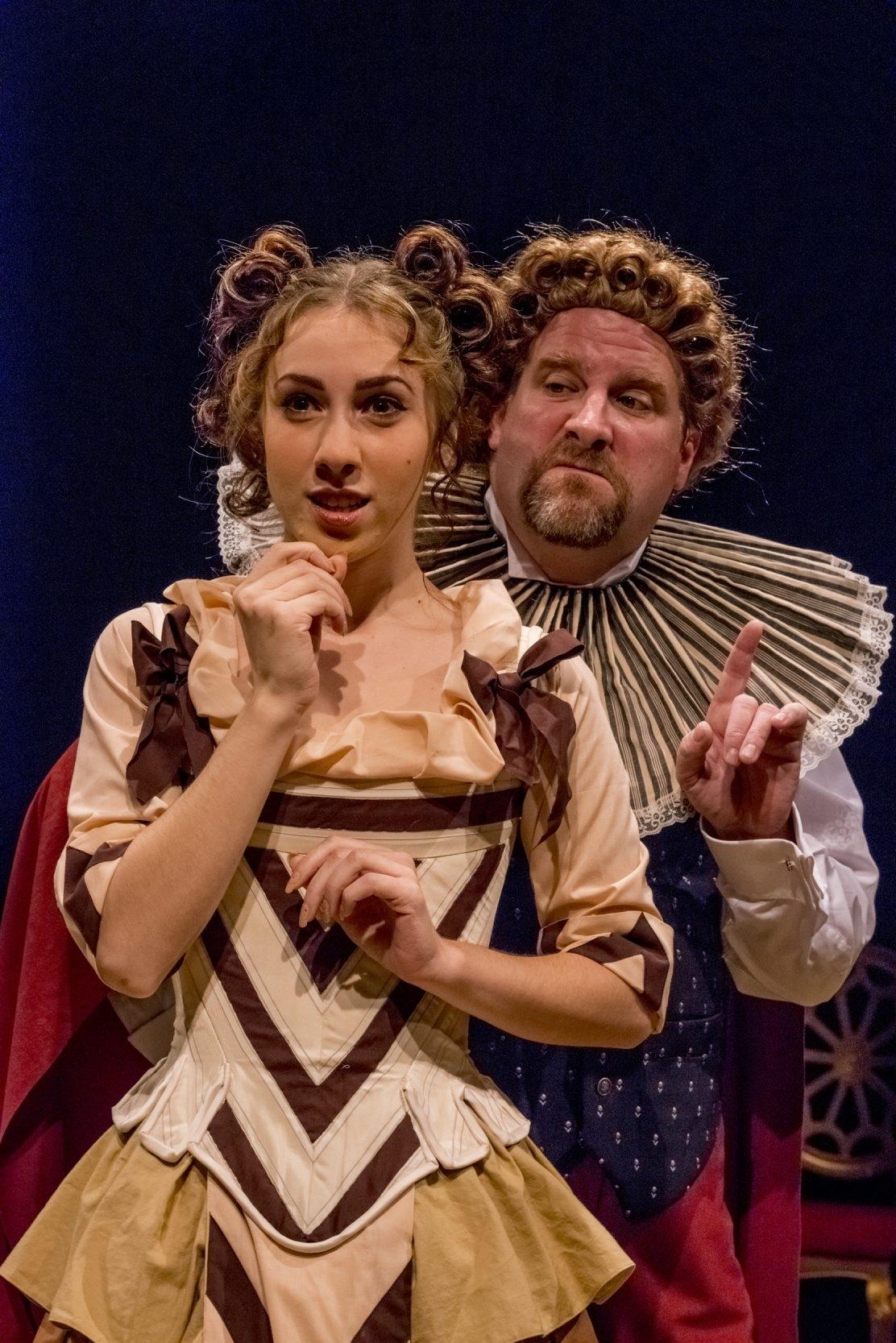 "Irish Classical Theatre will present Moliere's classic comedy, ""School for Husbands."""