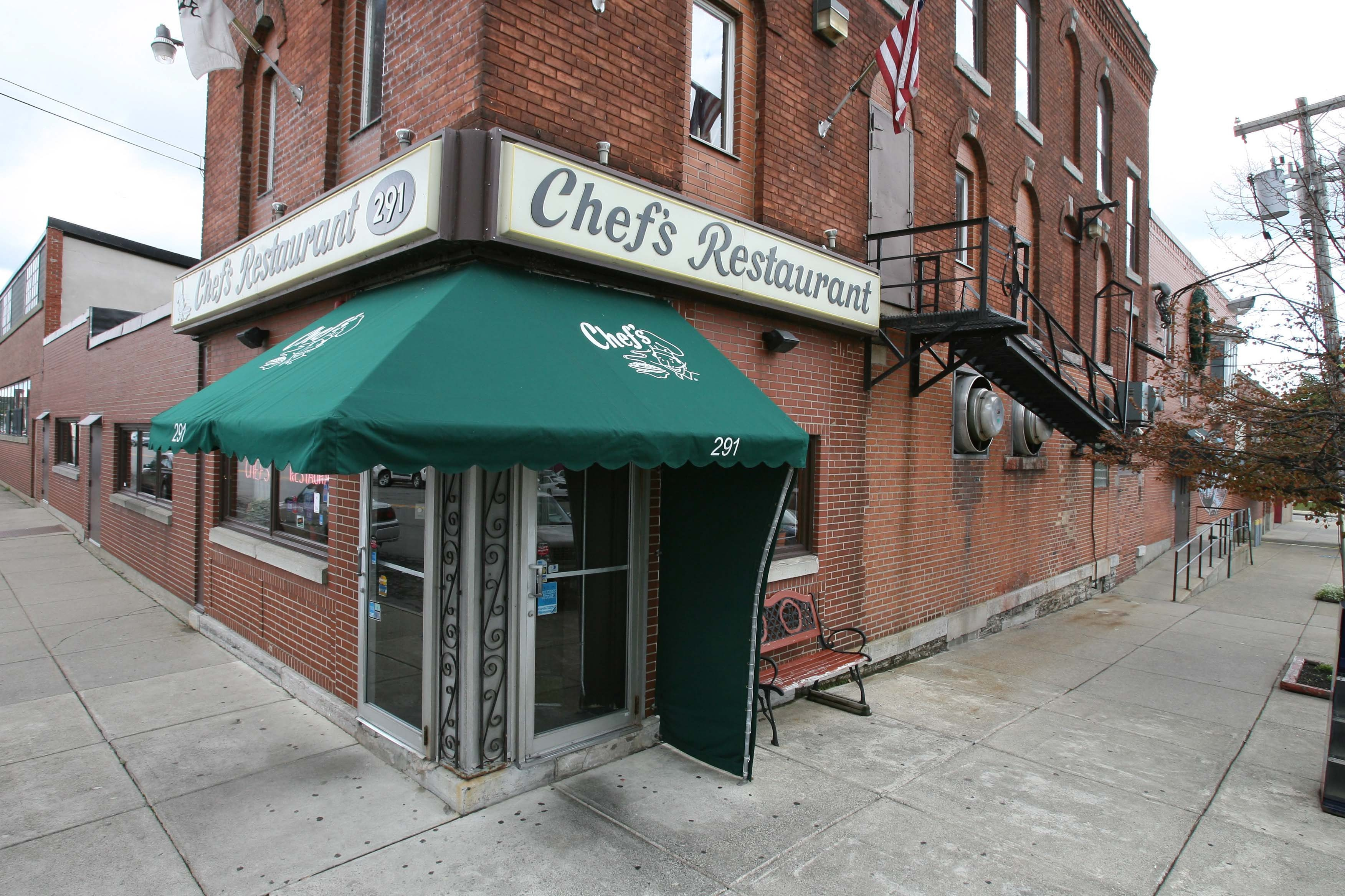 Chef's Restaurant on Seneca Street is celebrating 90 years of operating in downtown Buffalo.