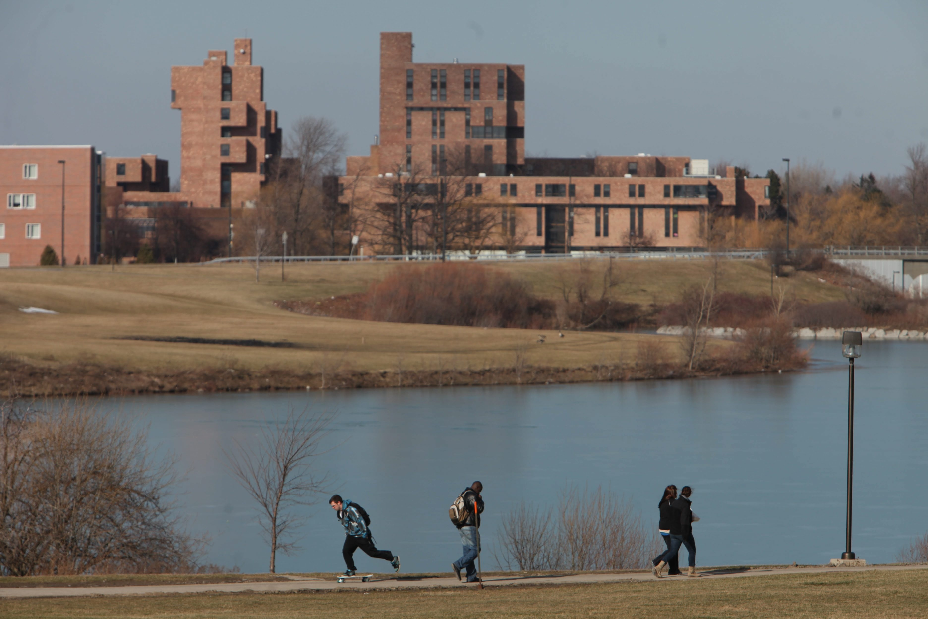 The University at Buffalo is tied for No. 109 with two other colleges in latest ranking by US News & World Report.