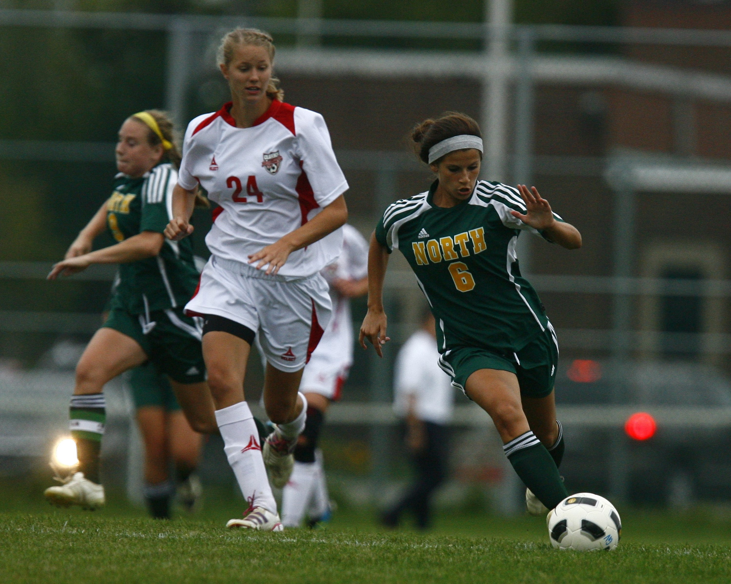 Williamsville North's Meredith Licata is a returning All-WNY first-teamer.