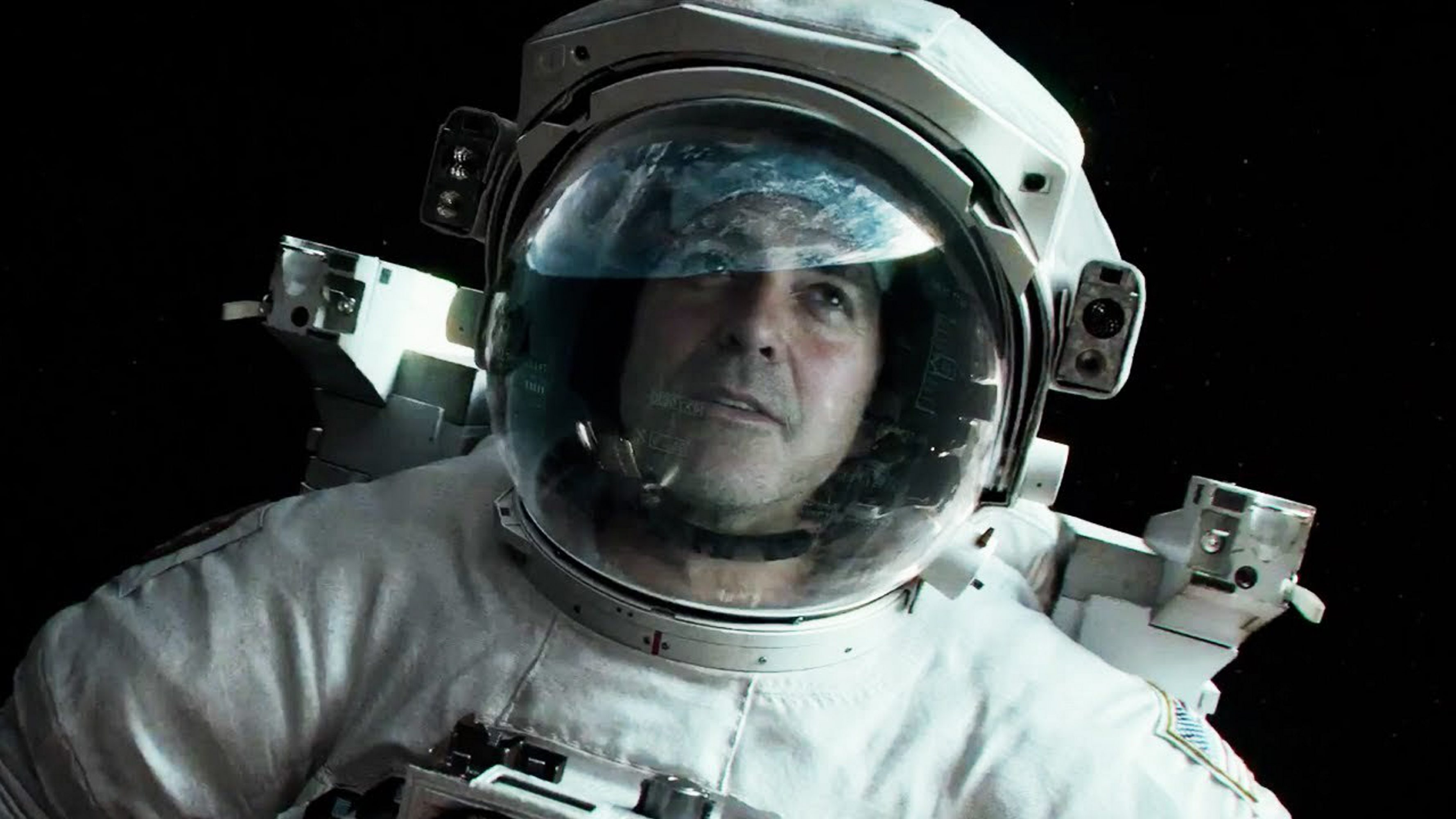 "George Clooney stars in ""Gravity.""  Toronto International Film Festival"