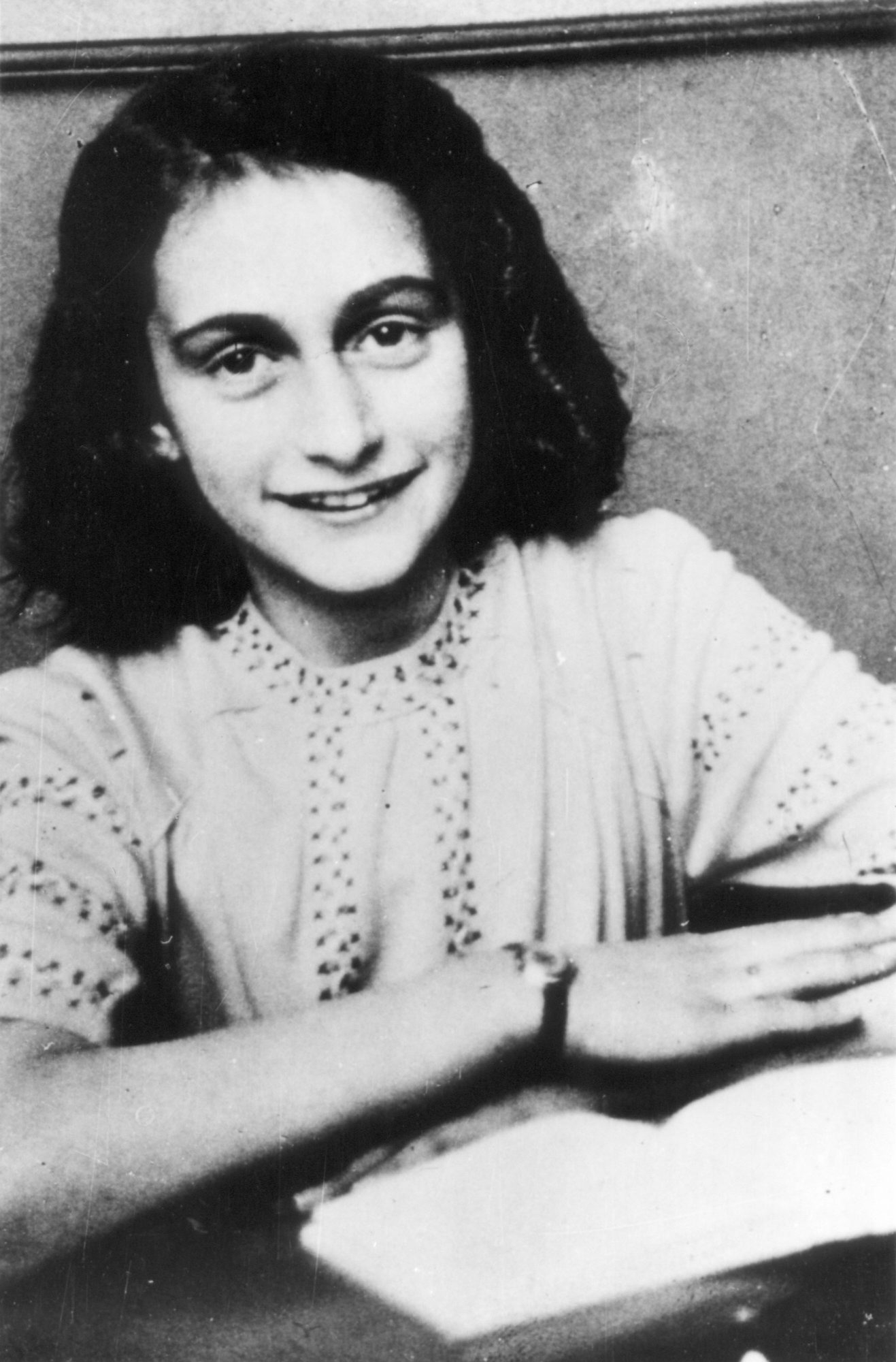 The story of Holocaust victim Anne Frank lives on through the Anne Frank Project.