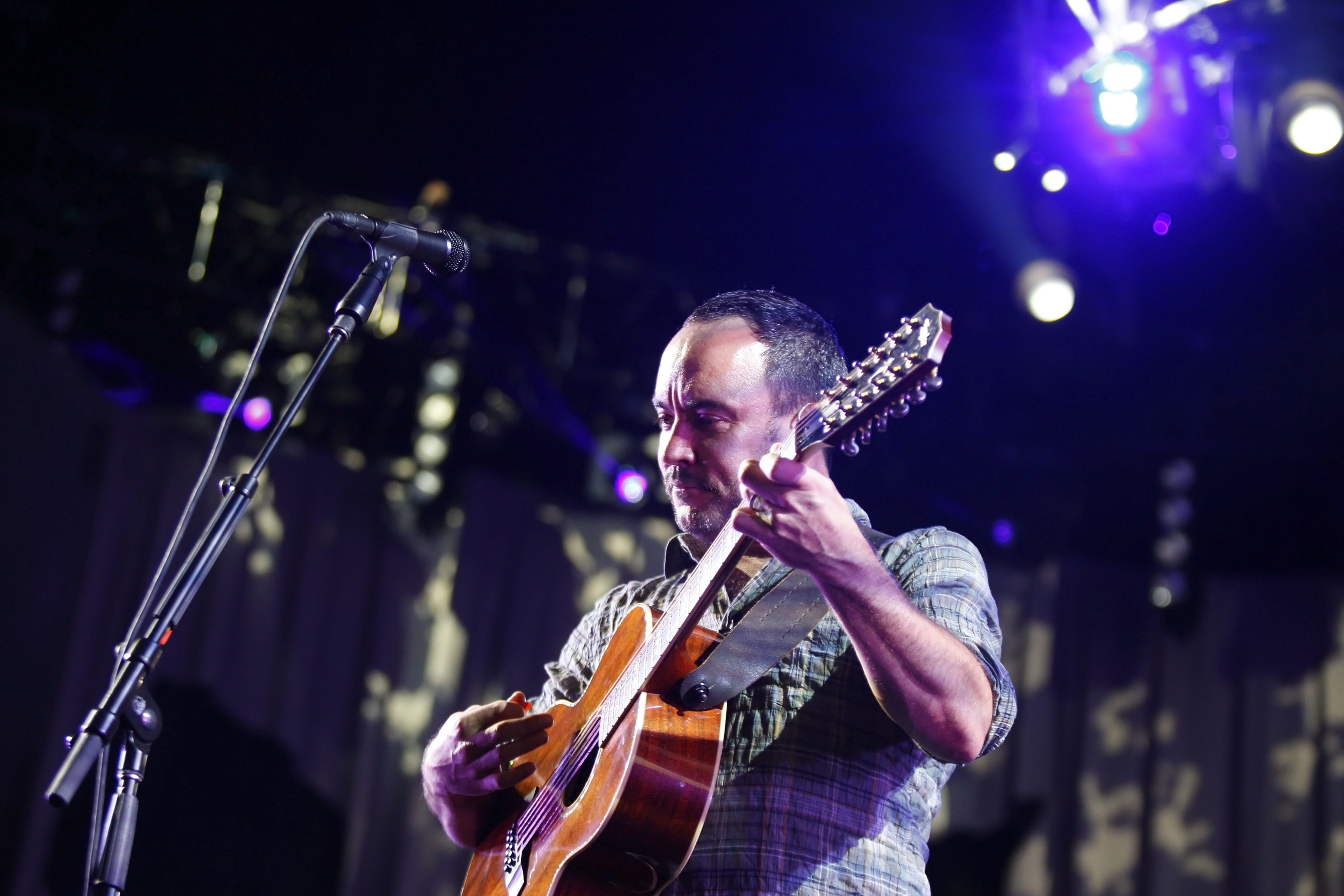 "Jeff Miers says he has problems with the Dave Matthews Band's ""interminable jams."""