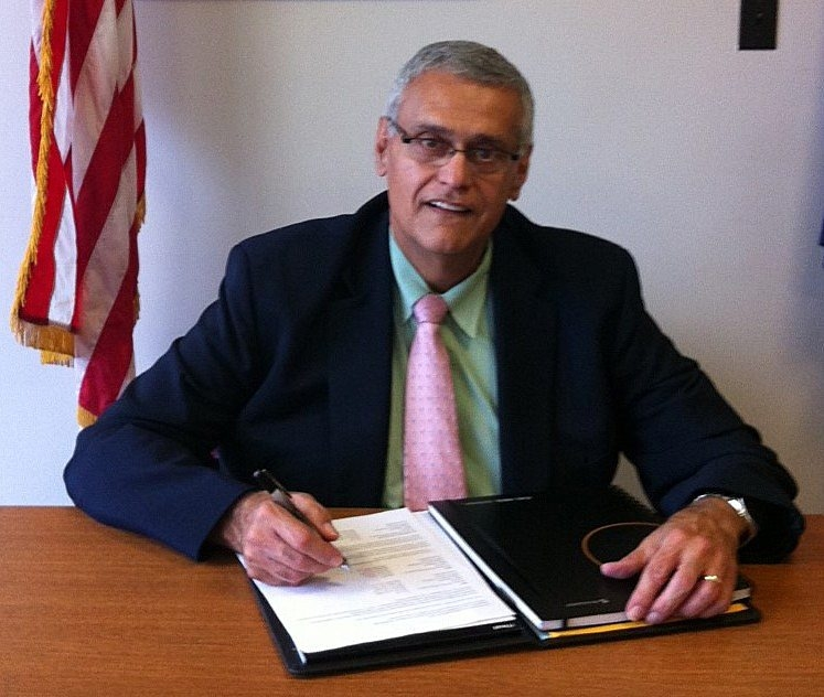 Ron Pilozzi, mayor of the City of Tonawanda.