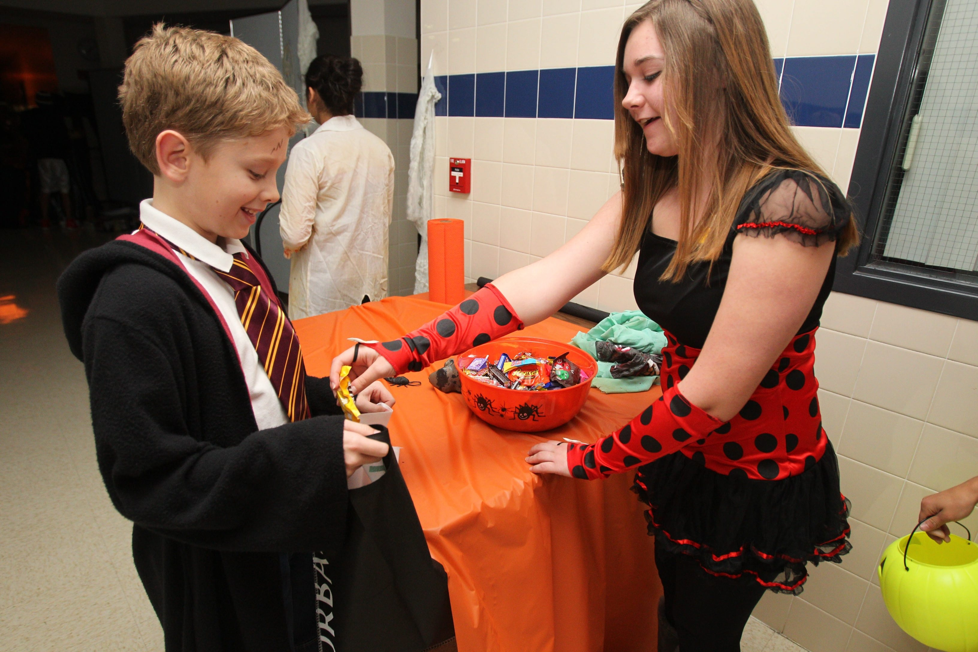 """Sweet Home High School's Students for Hope will host its annual """"Boo Benefit"""" at 6:30 p.m. Saturday at the school, 1901 Sweet Home Road, Amherst."""
