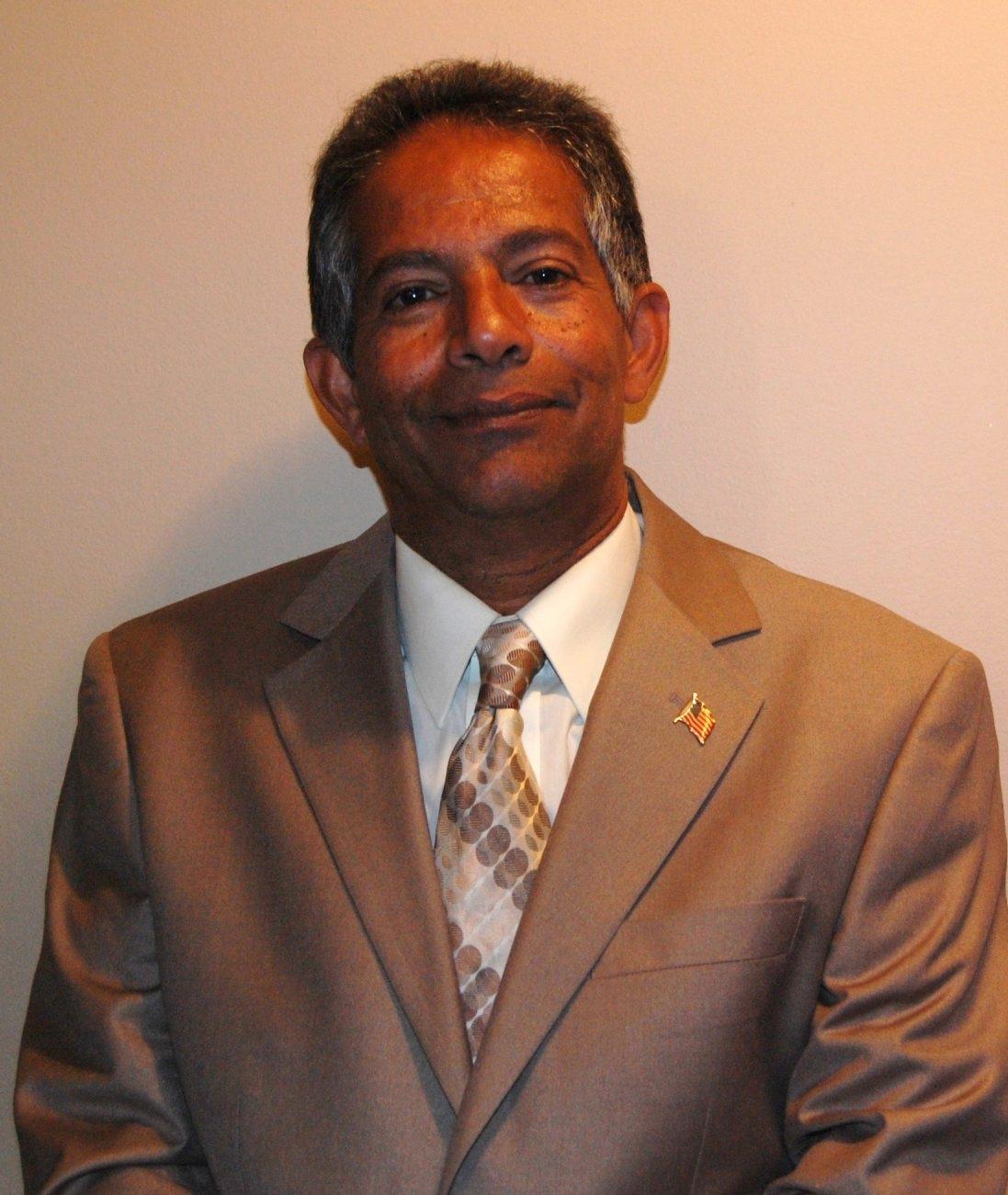 Abdulsalam K. Noman, candidate for Lackawanna 1st Ward Council election.