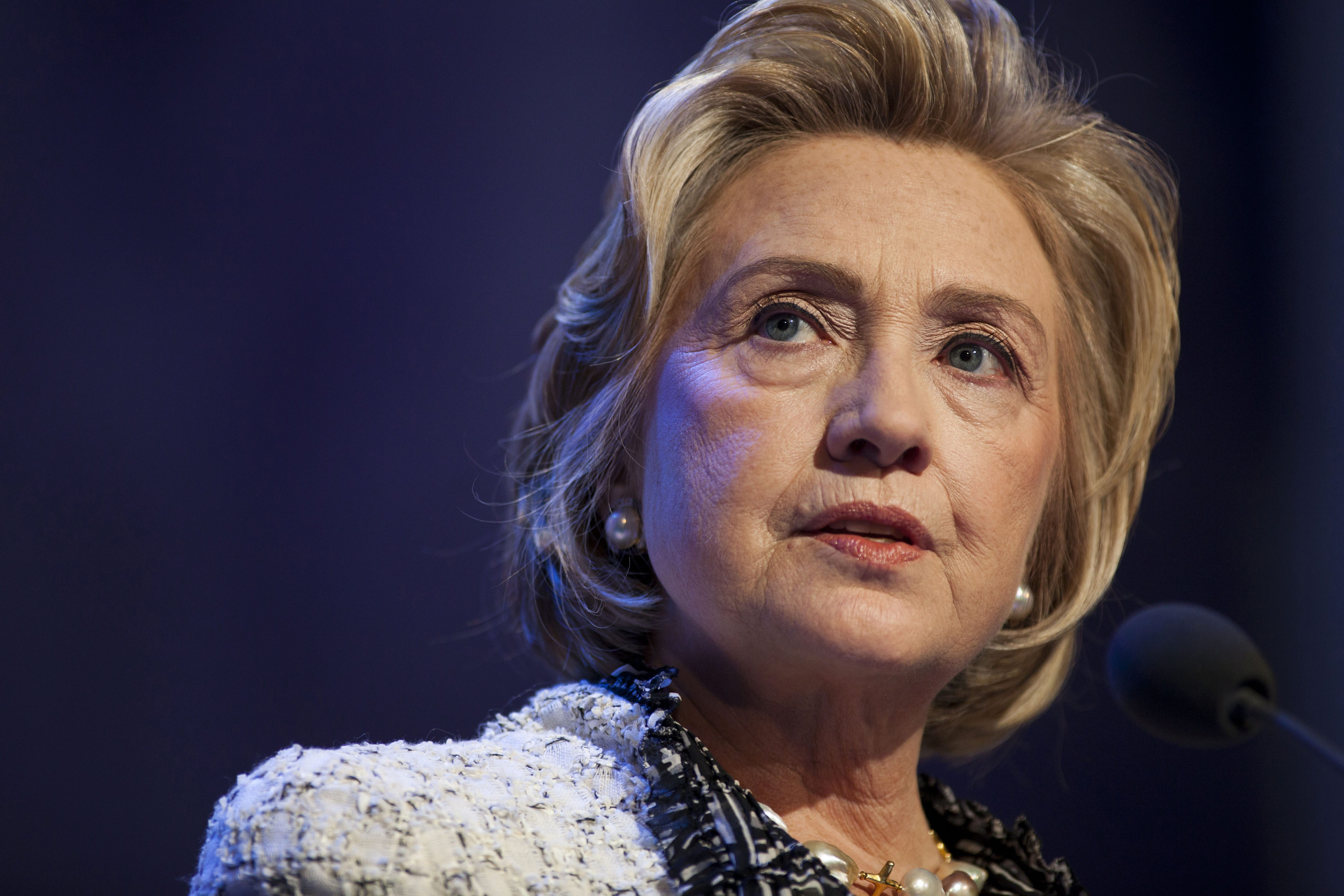 Former U.S. Secretary of State Hillary Clinton returns to the Buffalo area Wednesday for the first time in five years. (Getty Images)