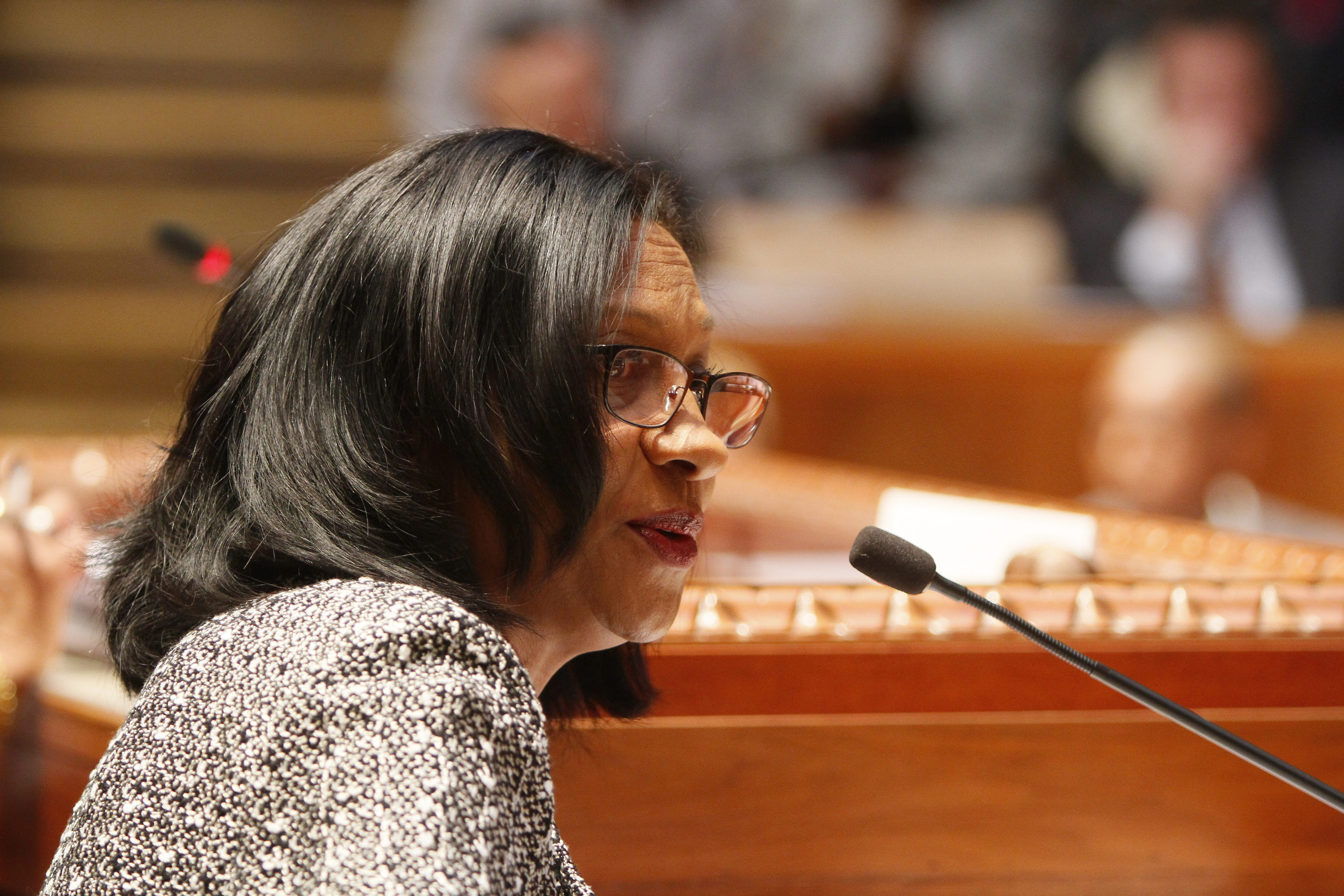 School Superintendent Pamela Brown's central office reorganization is adding millions of dollars to city school spending. (Buffalo News file photo)