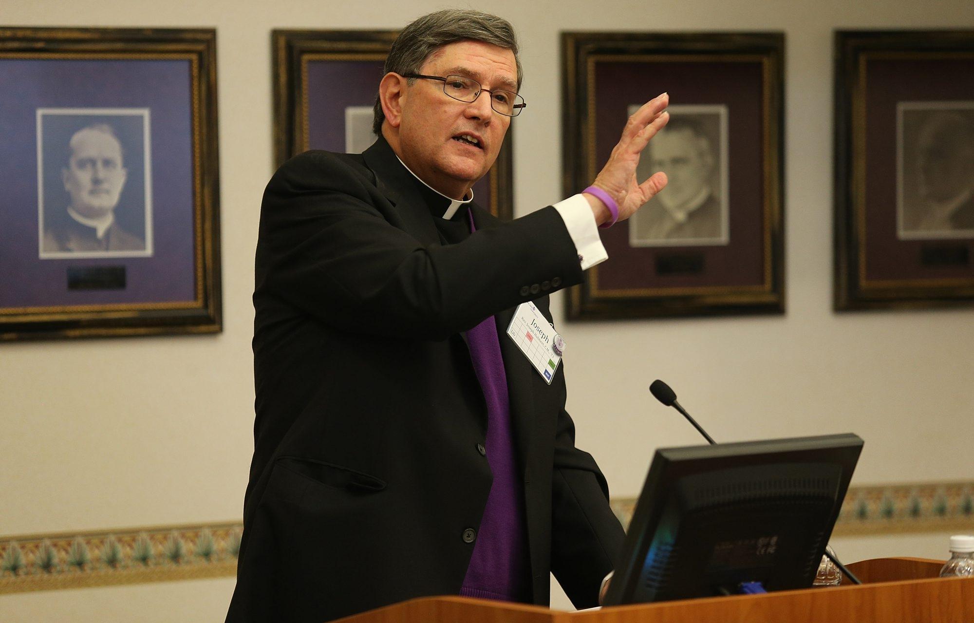 The Rev. Joseph G. Hubbert