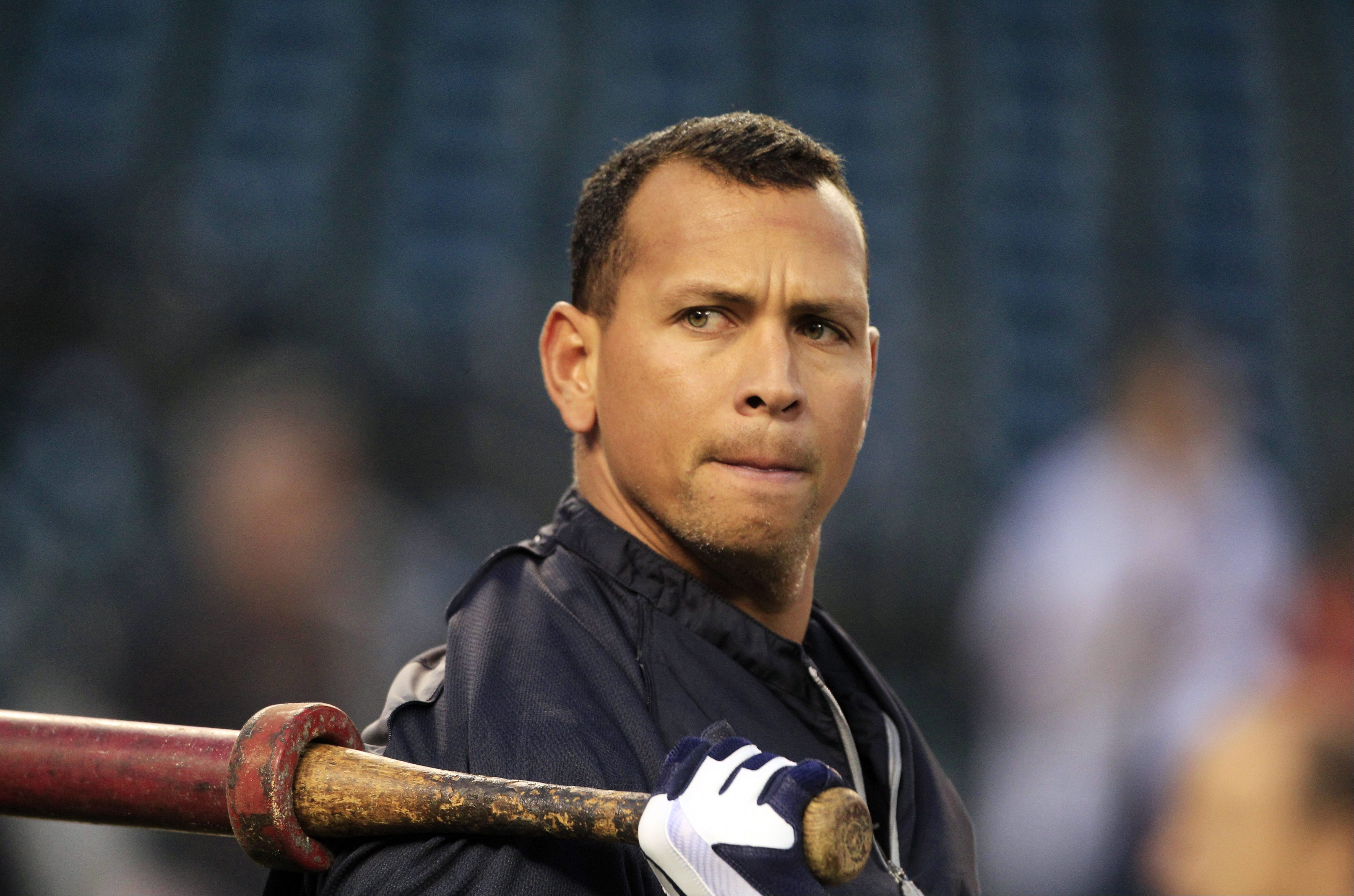 For Alex Rodriguez, testimony to jury at issue.