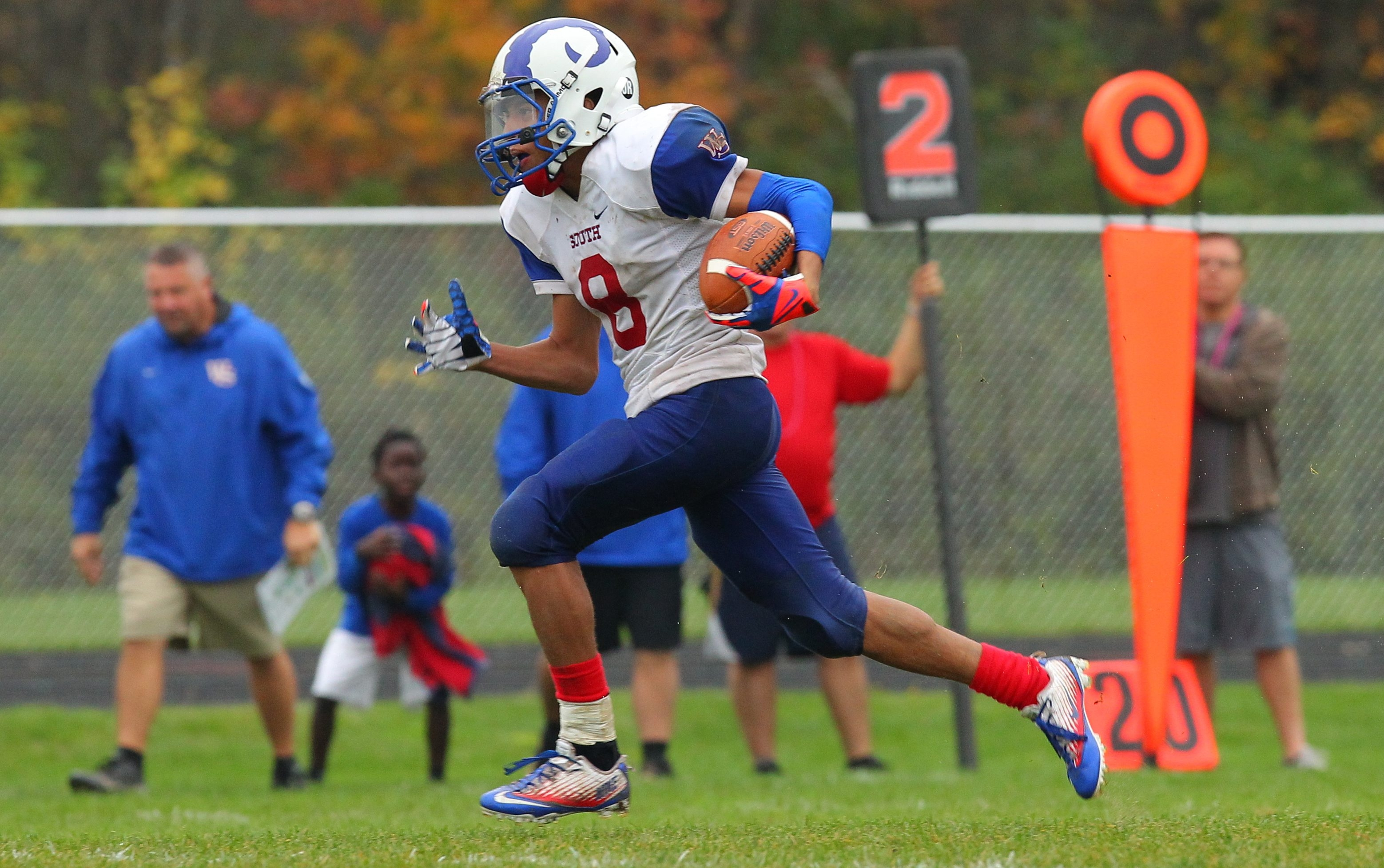Kevin Mason and Williamsville South host a big game against McKinley in Week Six.