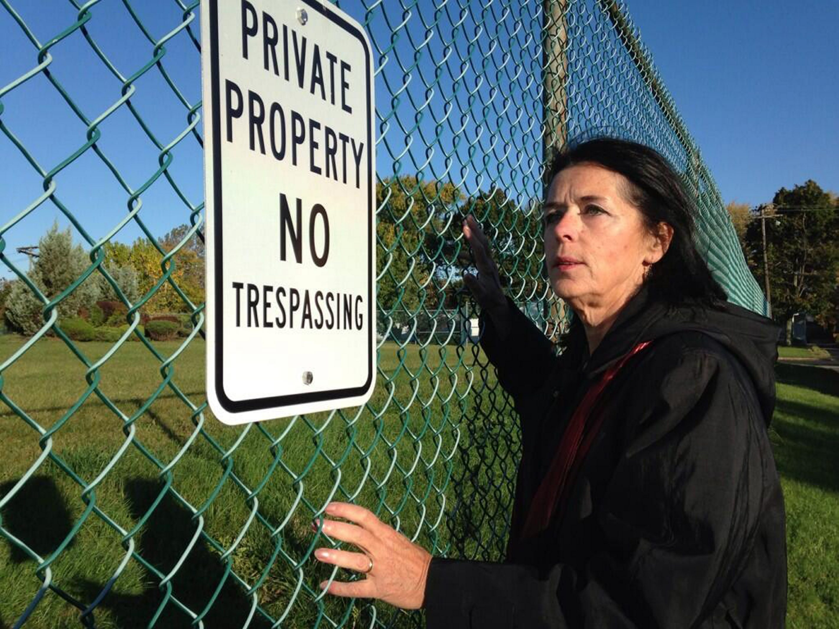 Activist and former resident Lois Gibbs returns to Love Canal on the 35th anniversary of its first evacuation.