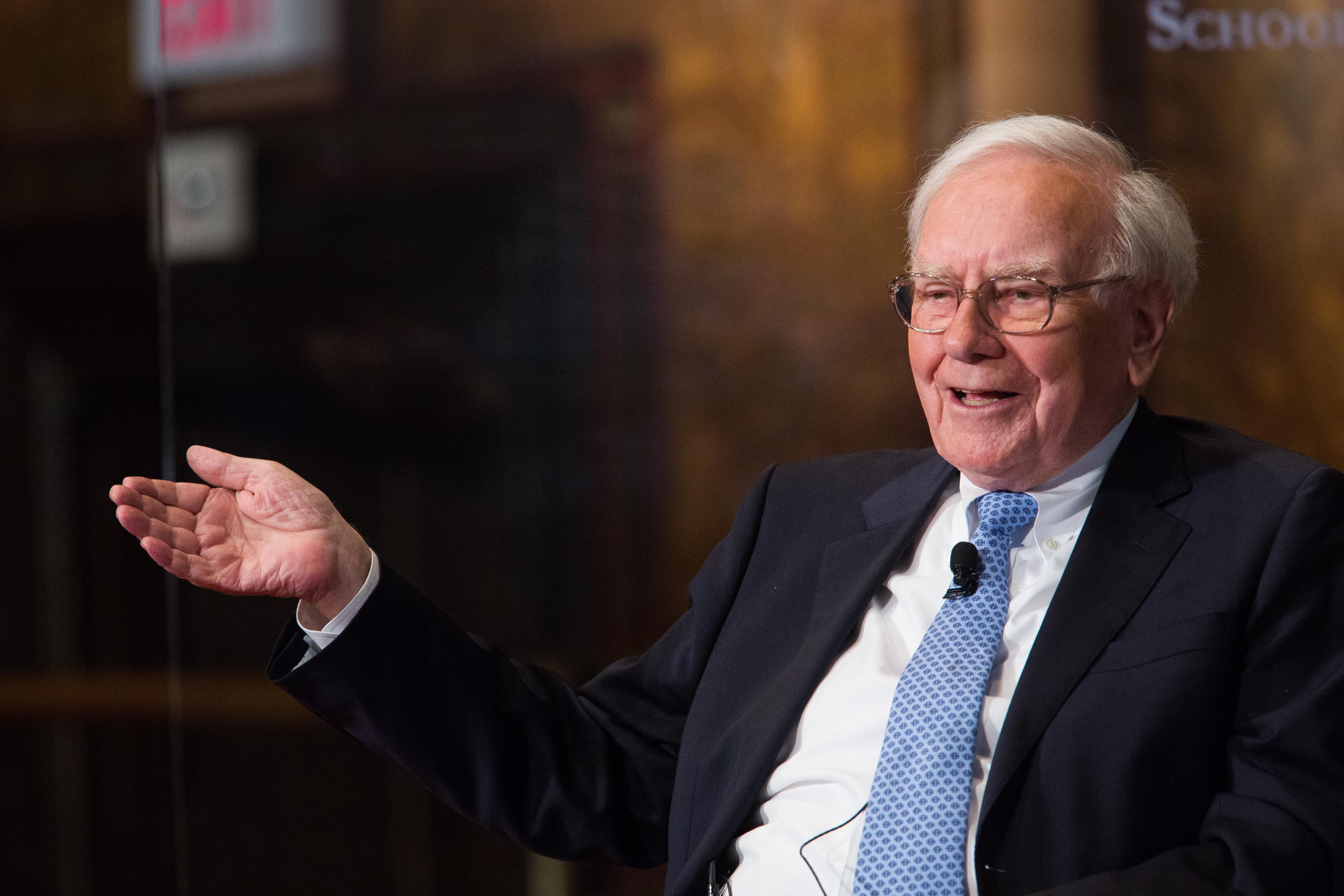 Warren Buffett doesn't mince words when it comes to the creditworthiness of the United States.