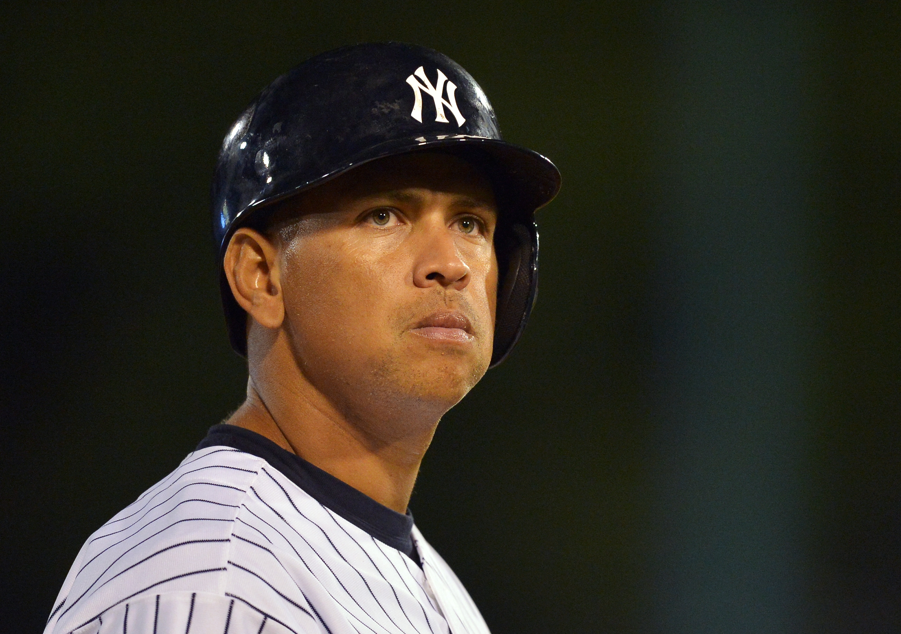 New York Yankee Alex Rodriguez, shown in a recent photo, testified before a grand jury in Buffalo in 2010. The record of what he said is either sealed under court order or has been labeled confidential by the FBI.