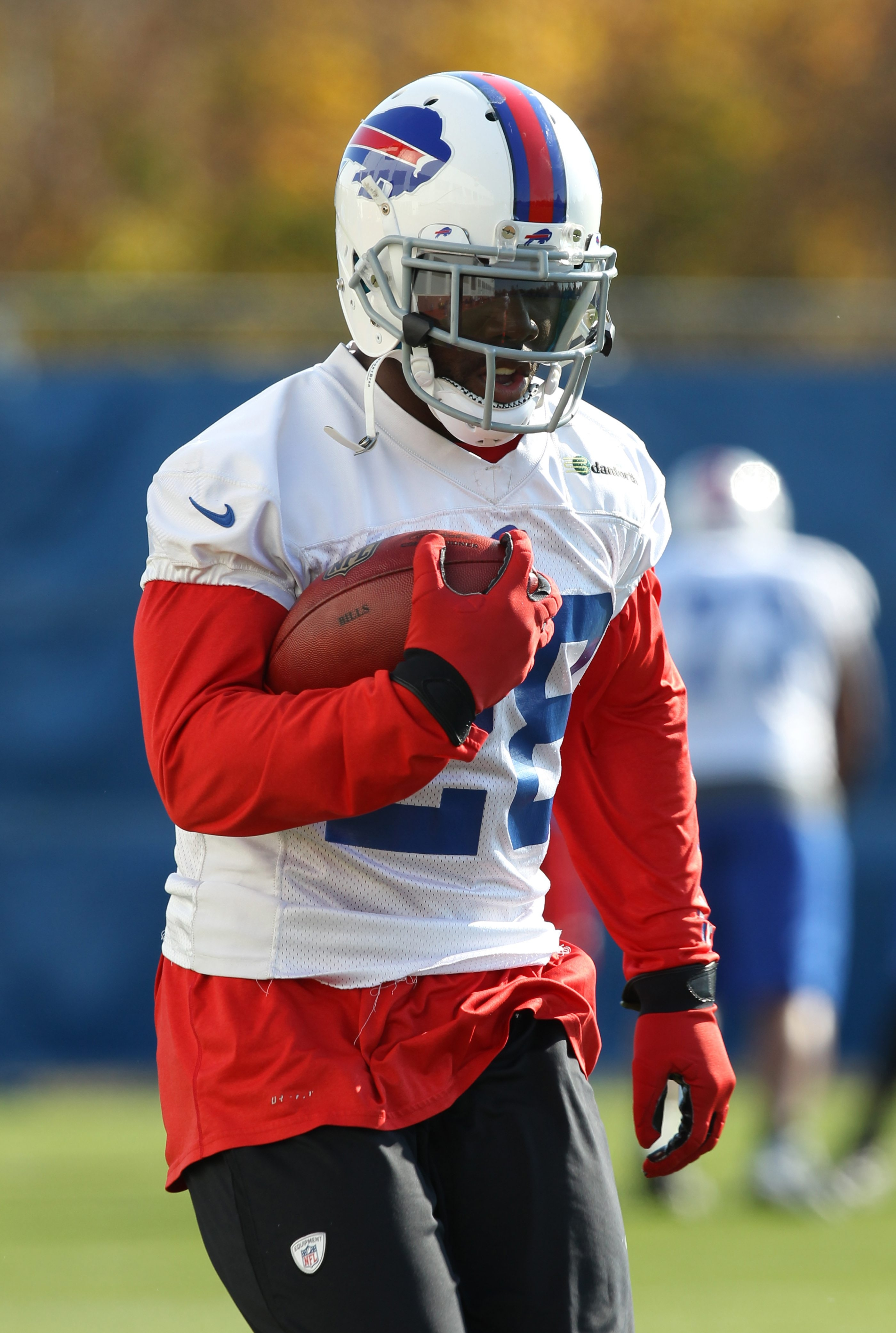 Running back C.J. Spiller is expected to return to the Bills' lineup on Sunday against the Chiefs.