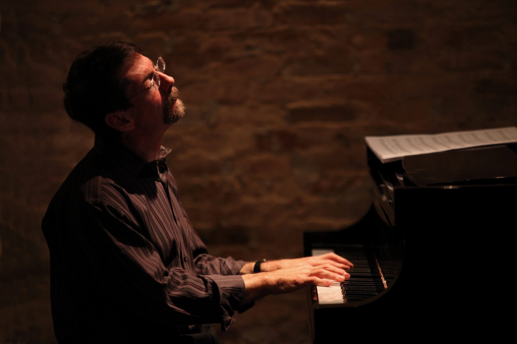 The Fred Hersch Trio performs at 8 p.m. Saturday in the Albright-Knox Art Gallery.