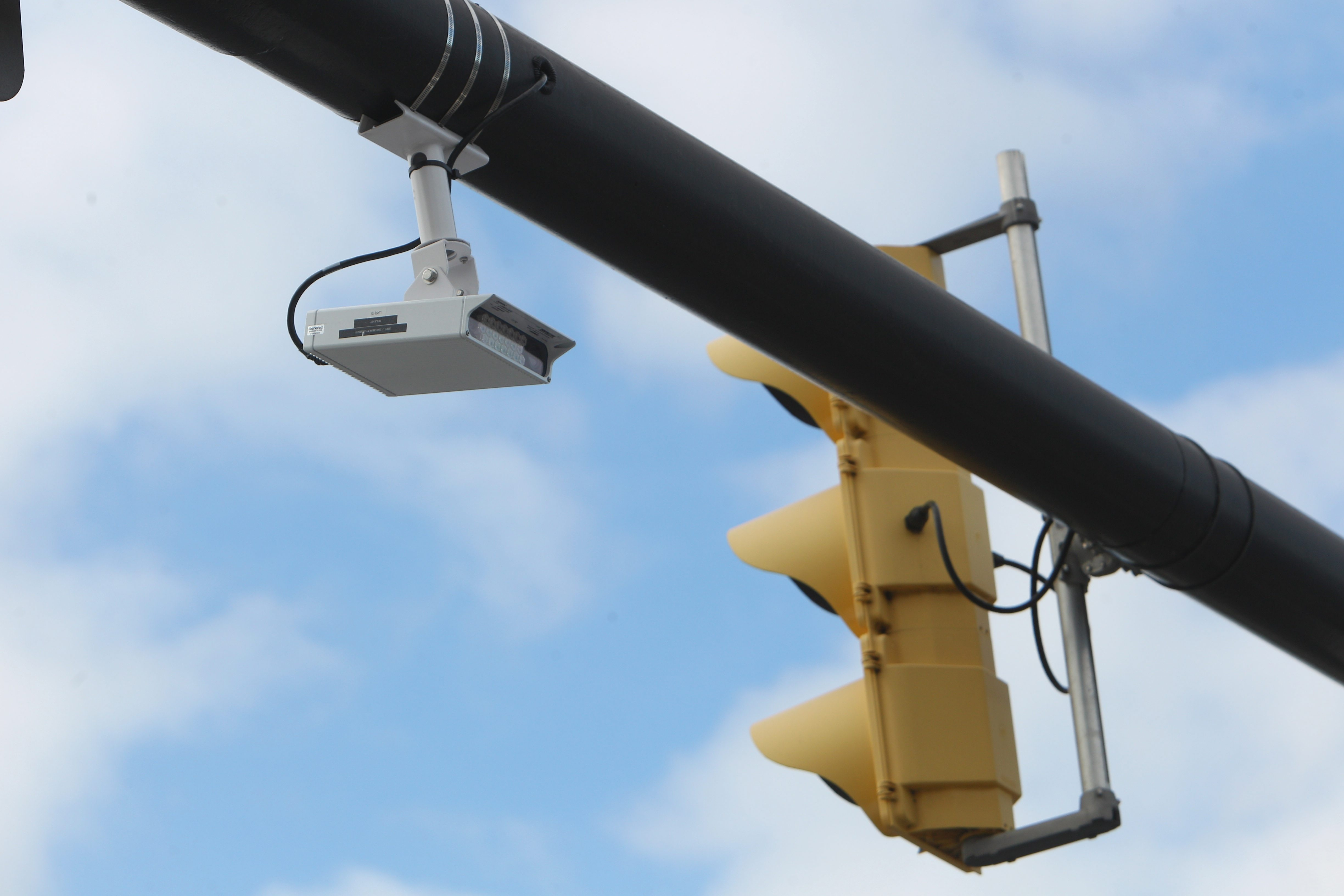 New crime-fighting equipment is at the intersection of Broadway and Bailey Avenue.