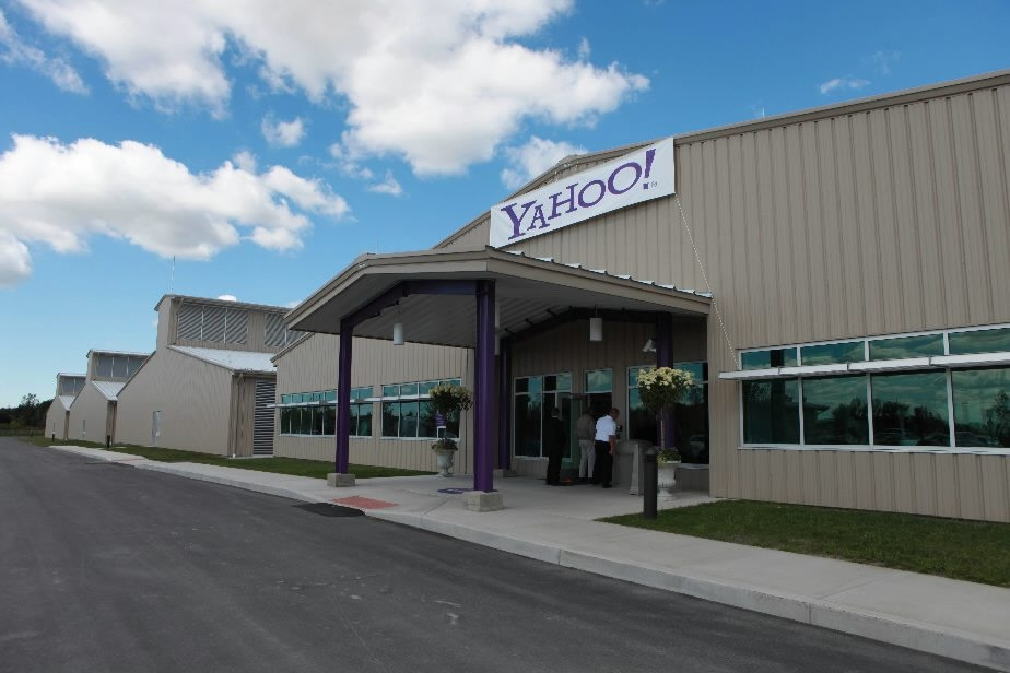 About two-thirds of the $253.2 million in new investment that Buffalo Niagara Enterprise pointed to came from a single project: the $170 million Yahoo data center in Lockport.