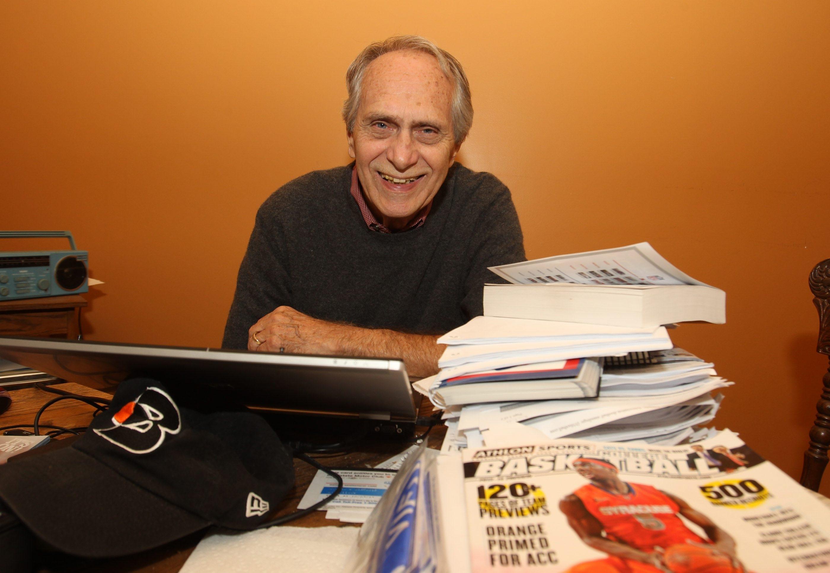 Milt Northrop has been in Buffalo for 46 years.
