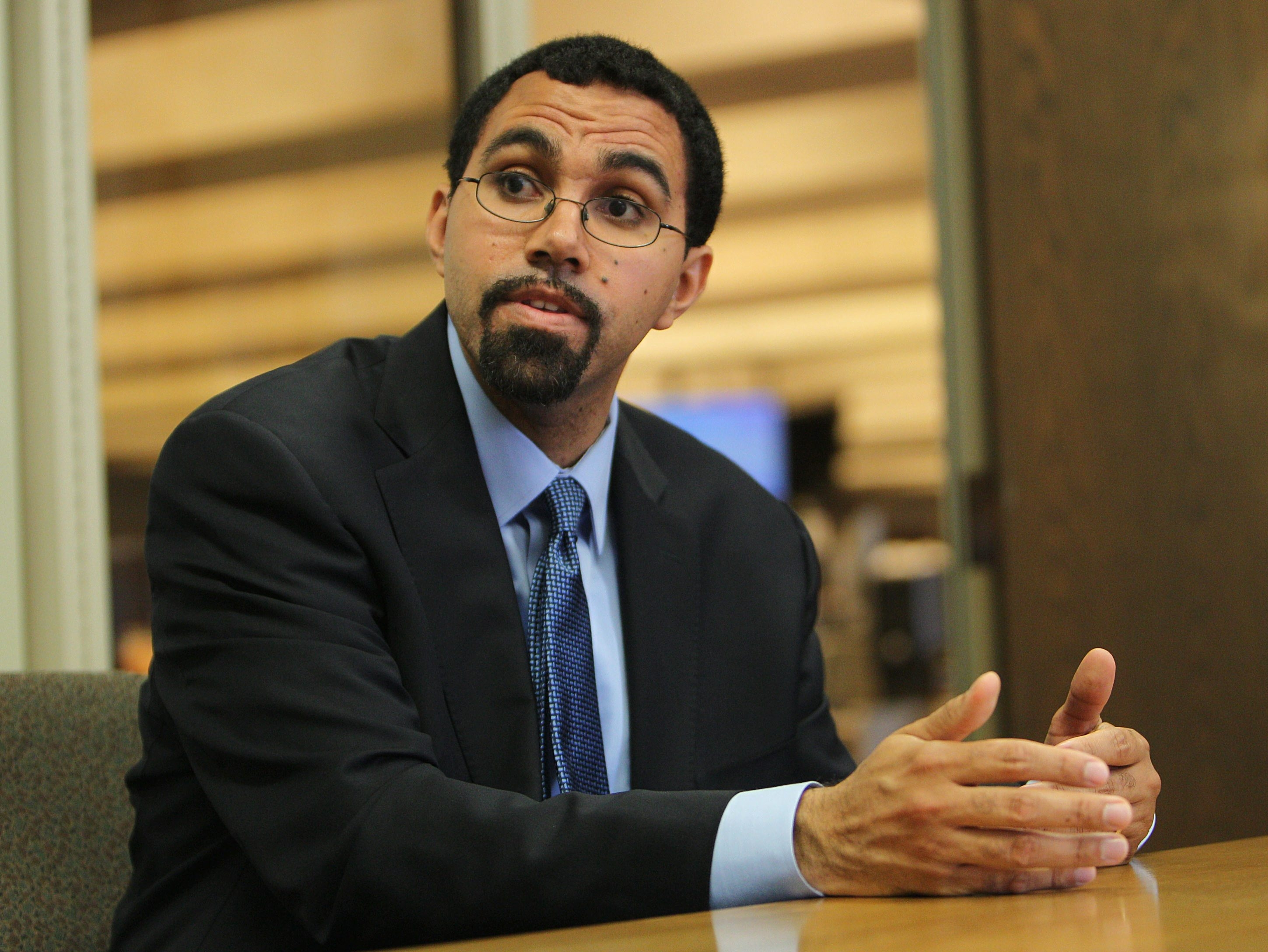State Education Commissioner John B. King Jr.'s proposal to streamline testing was welcomed by many school districts.