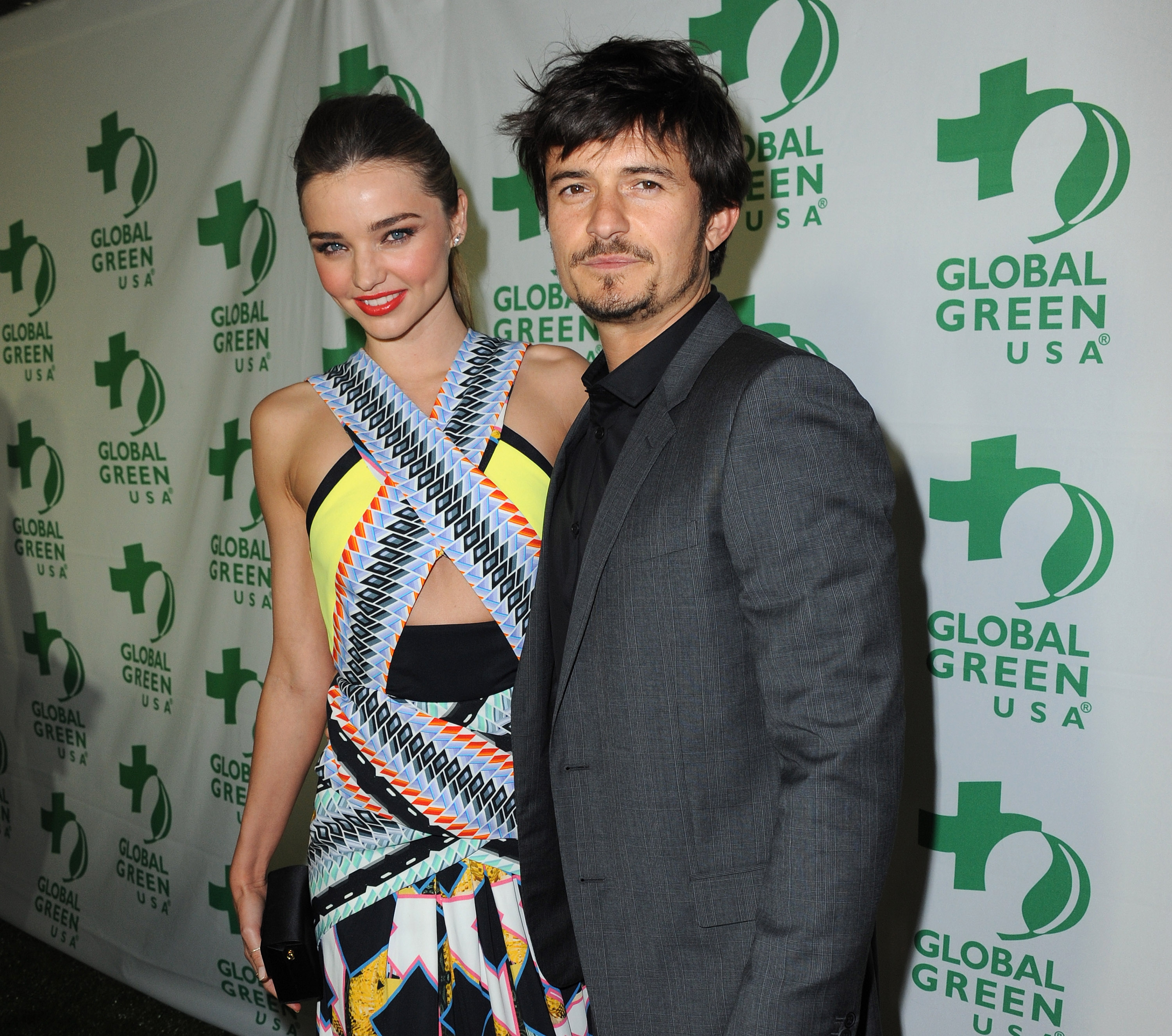 It's all over between Orlando Bloom and Miranda Kerr, shown here in February, after six years together.