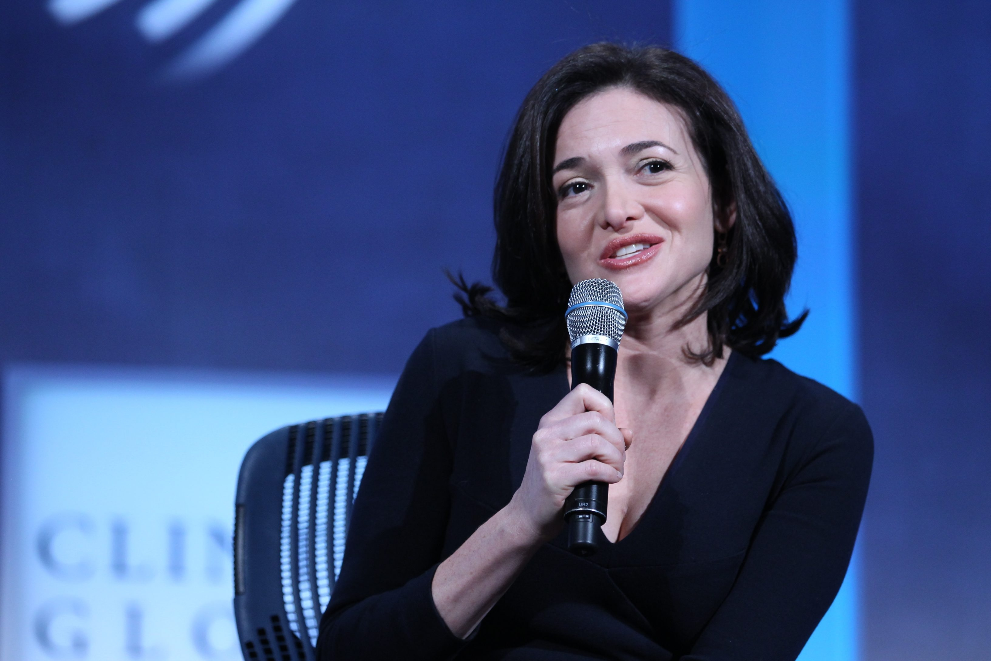 """Sheryl Sandberg, chief operating officer of Facebook Inc., says """"women are just as much a part of gender bias."""""""
