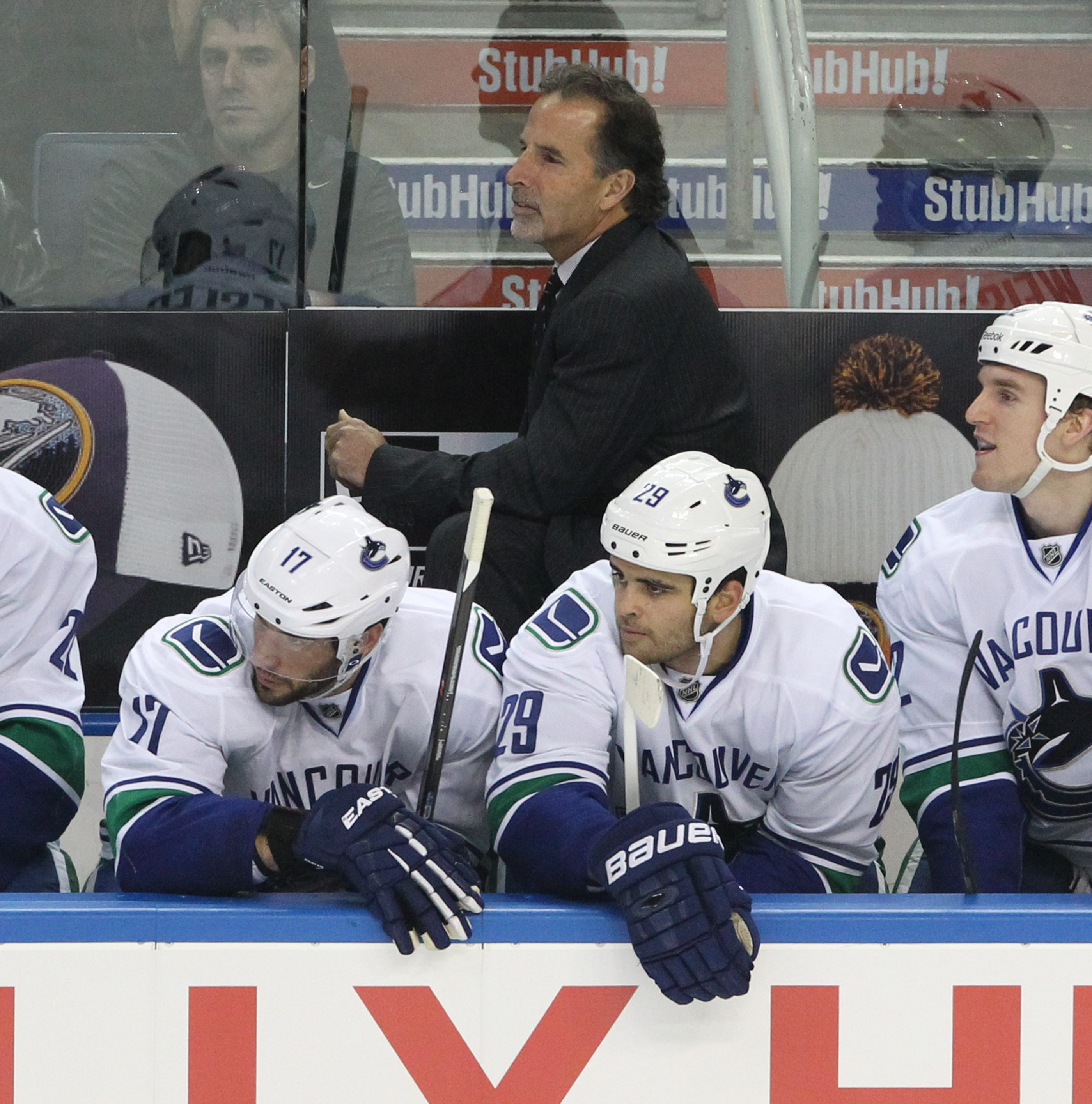 Vancouver Canucks head coach John Tortorella recalled his time spent coaching in Buffalo fondly.