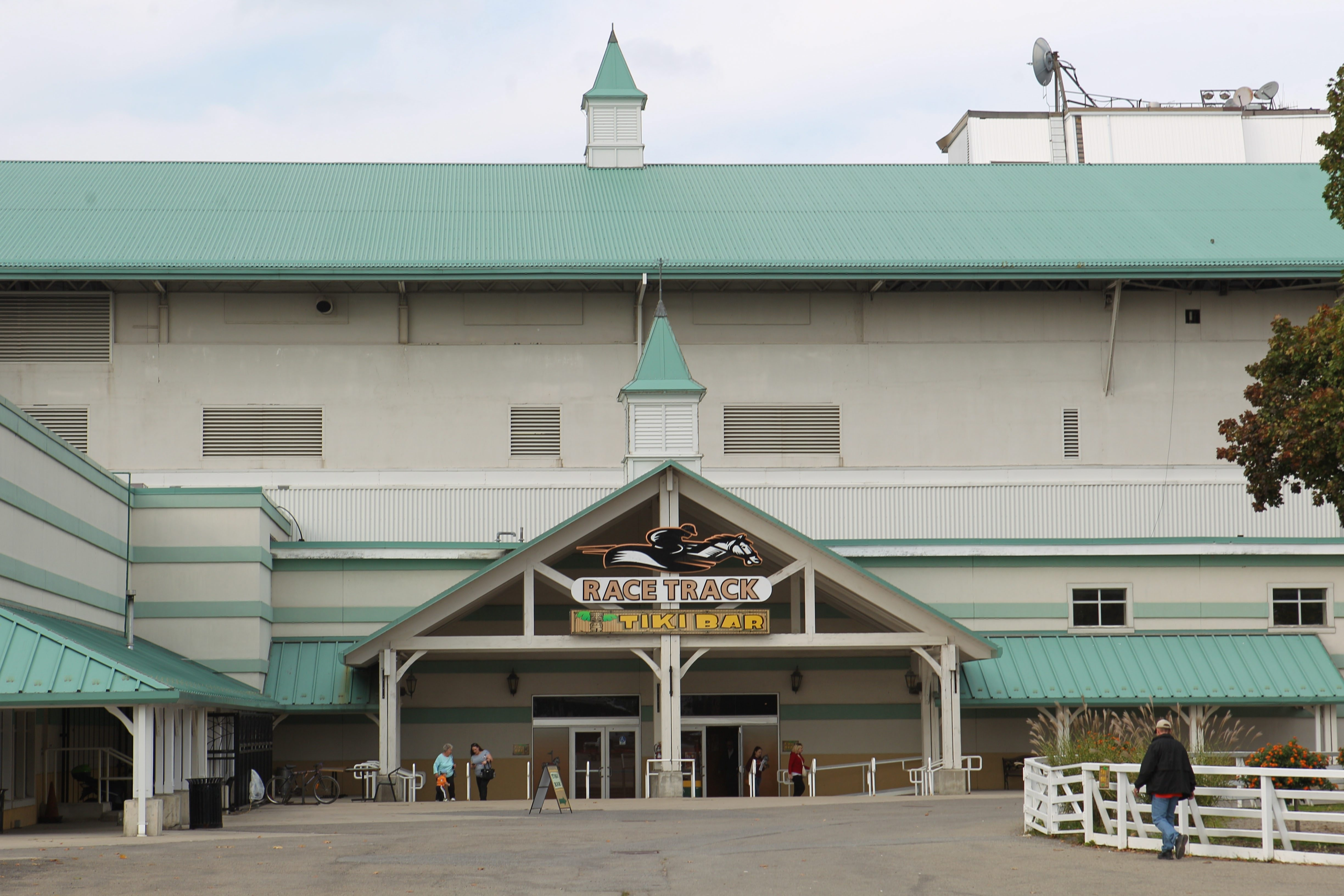 The picturesque Fort Erie Race Track could host a reduced racing schedule.