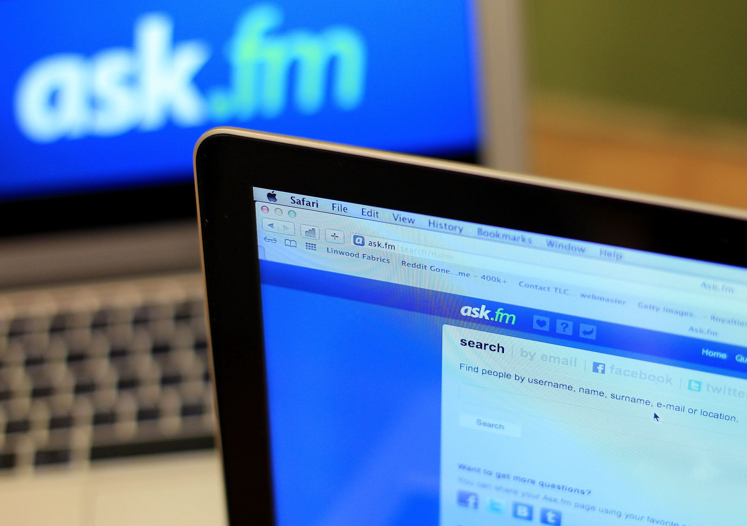 Relatively new websites like Ask.FM have been linked to bullying cases.