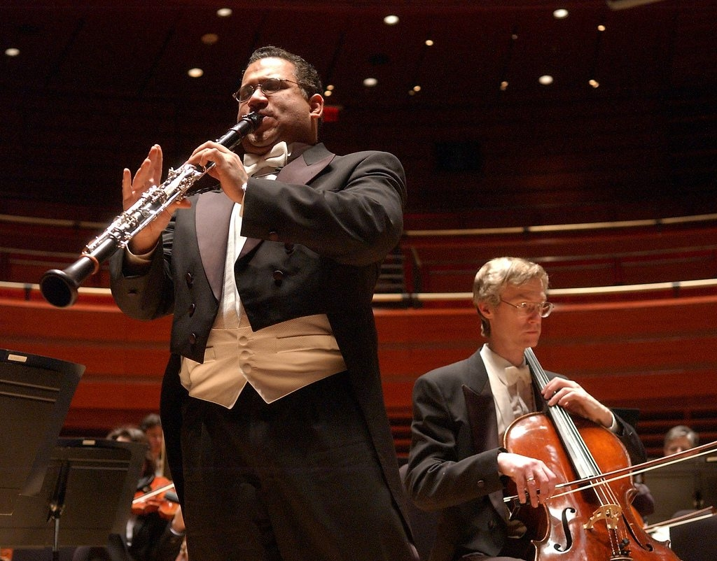 Ricardo Morales is the guest soloist with the BPO this weekend.