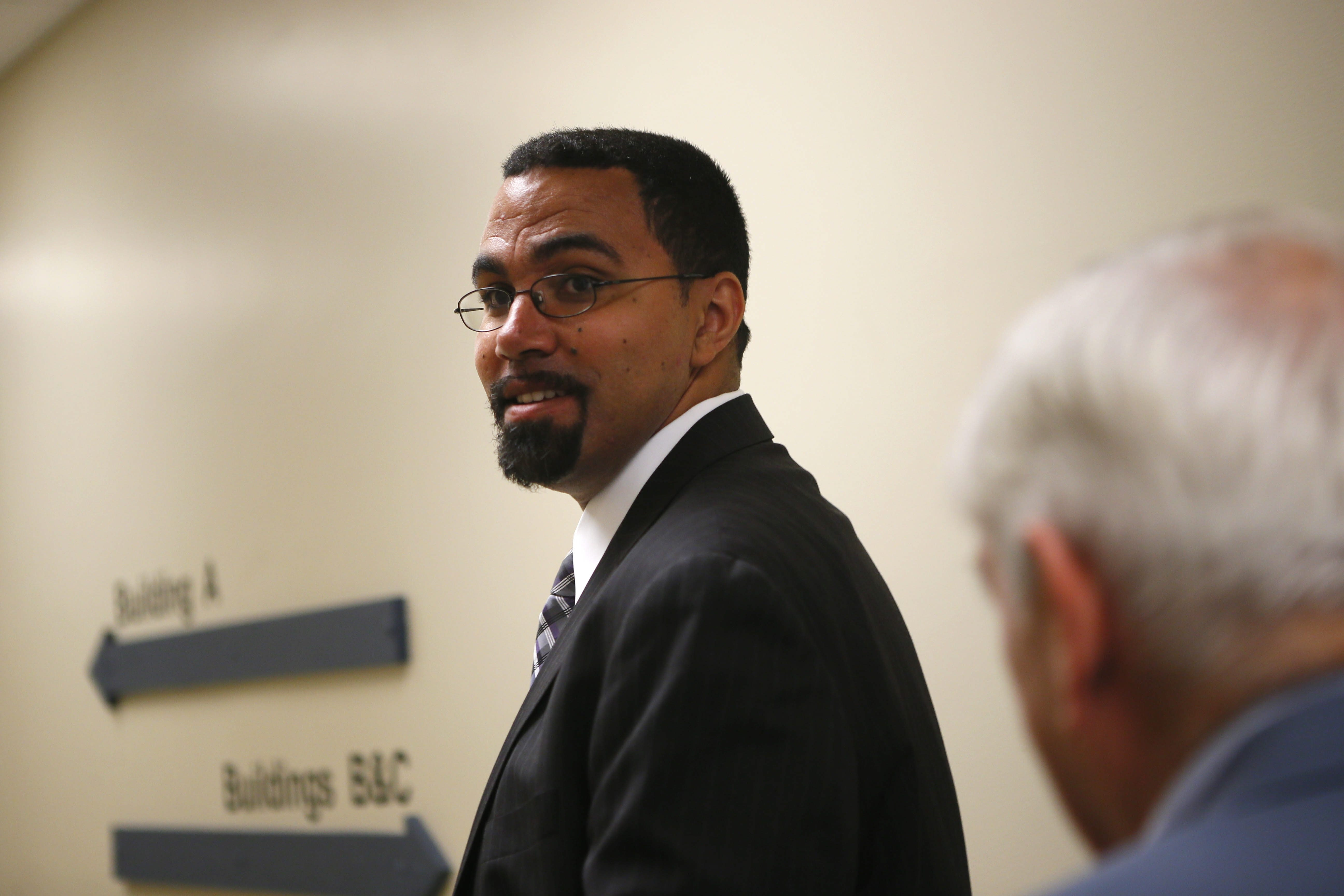 State Education Commissioner John B. King Jr. is criticized for canceling community meeting scheduled for next week in Williamsville. (Derek Gee/Buffalo News file photo)