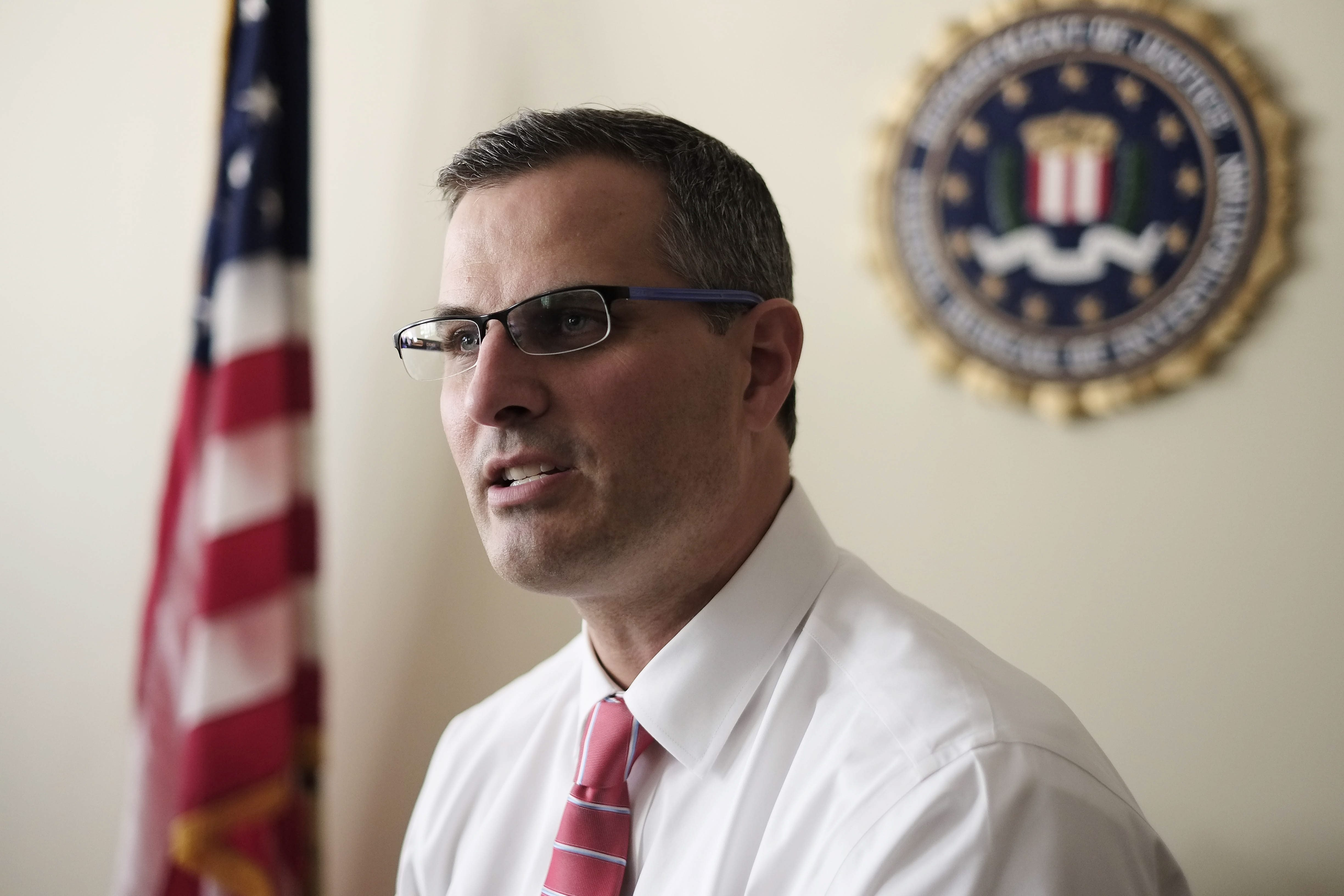 "Brian P. Boetig, the new special agent in charge of FBI office in Buffalo, says that in his career, ""I've worked the whole gamut."""