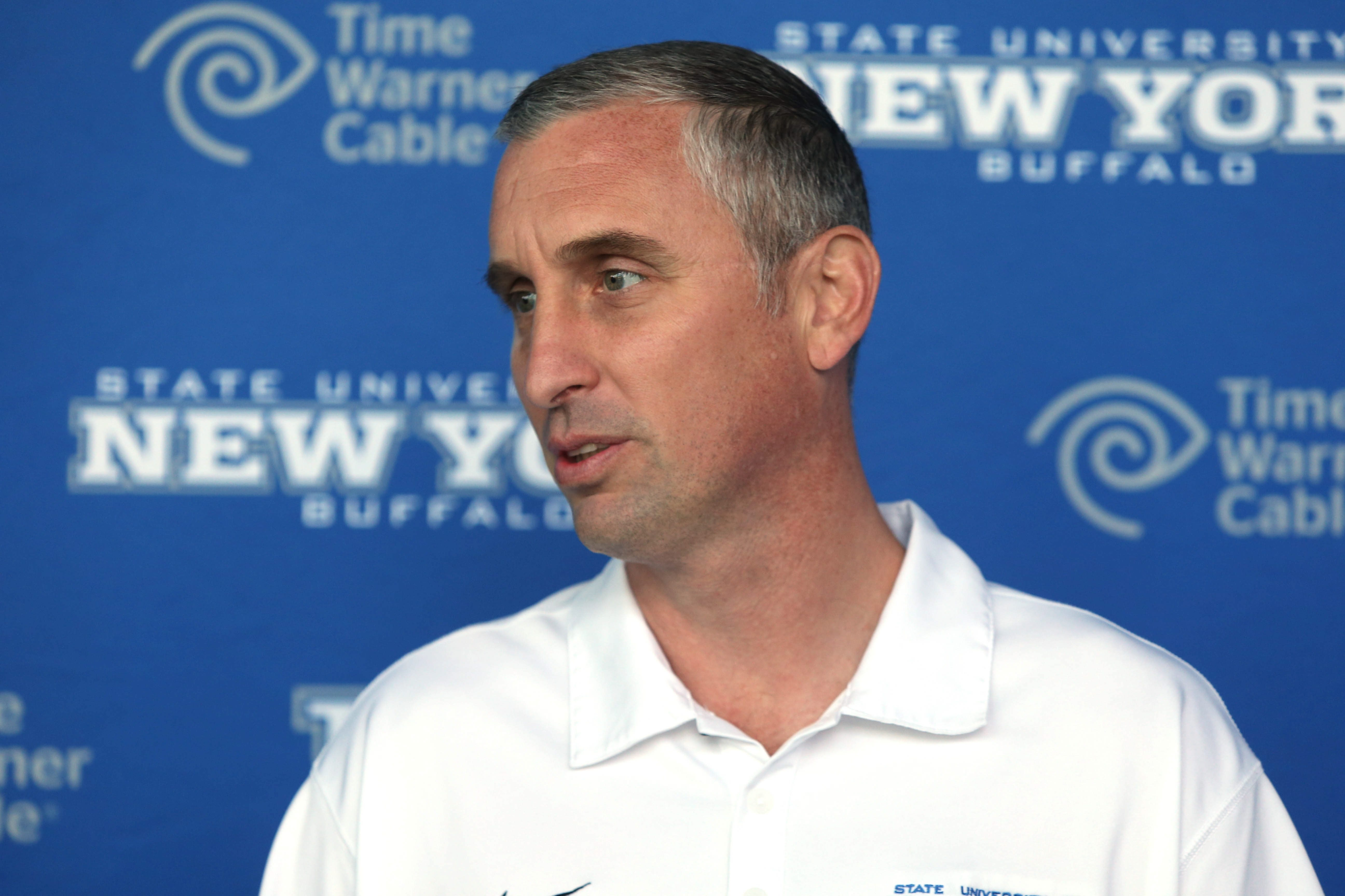 UB basketball coach Bobby Hurley wants his team to make some history in the future.