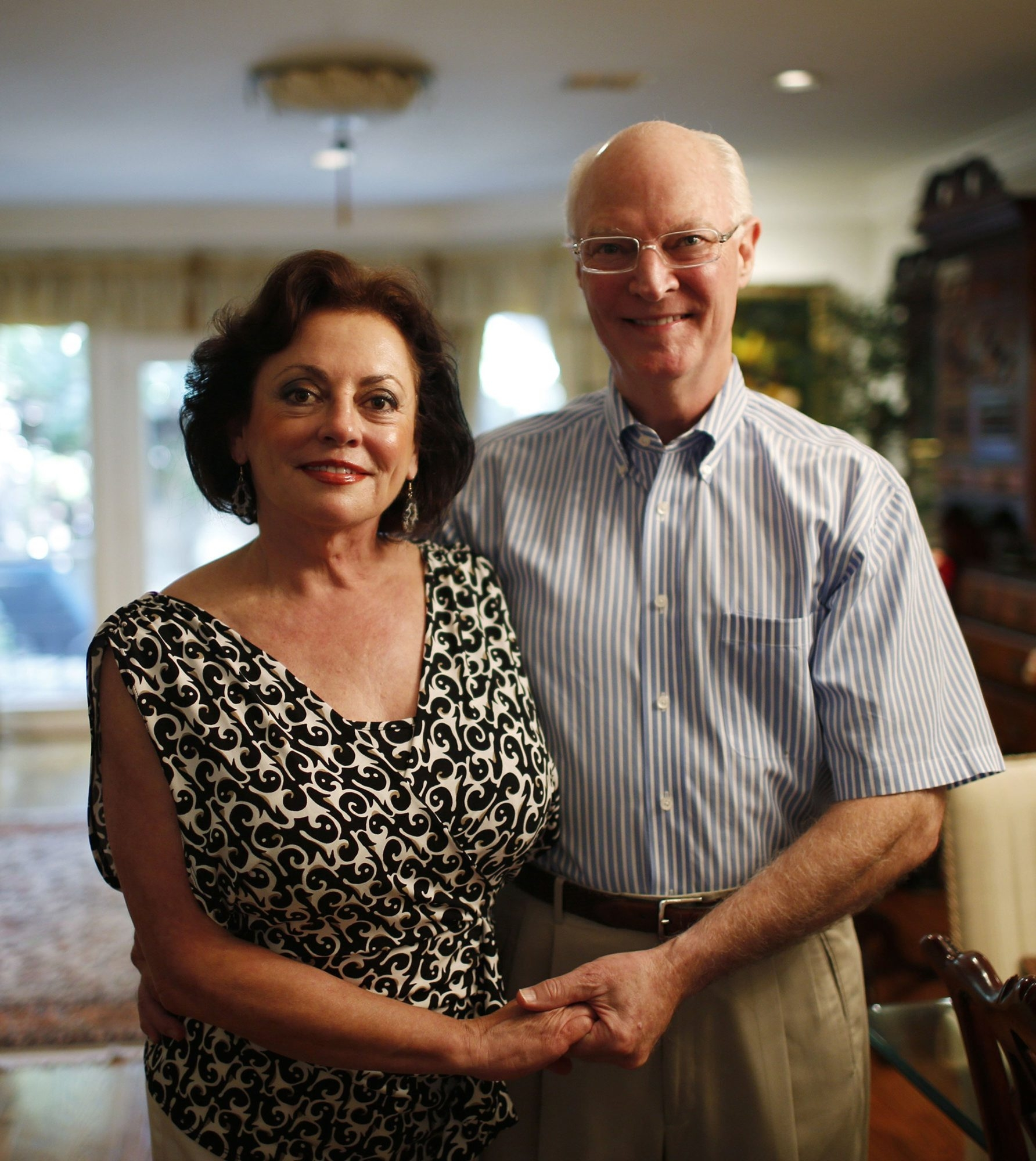 Bruce Woods, 64, and his wife, Haroldy, 63, are preparing to apply for Medicare. But before they do, he and Haroldy want to learn the features of Medicare Advantage plans and Medigap policies to ensure that they have proper coverage.