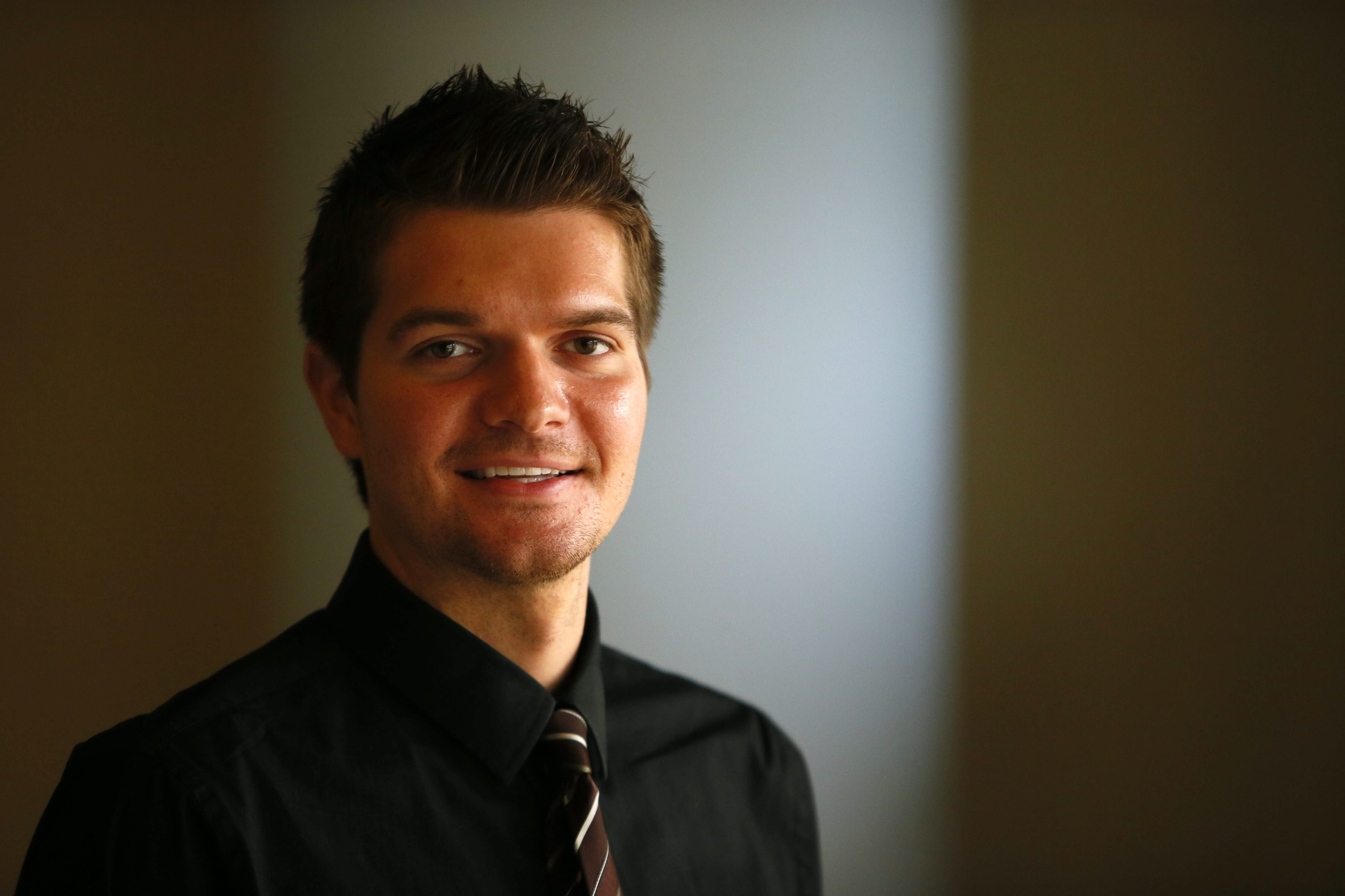 Ryan Daley of UNYTS is one of the co-founders of the new Young Nonprofit Professionals Network.