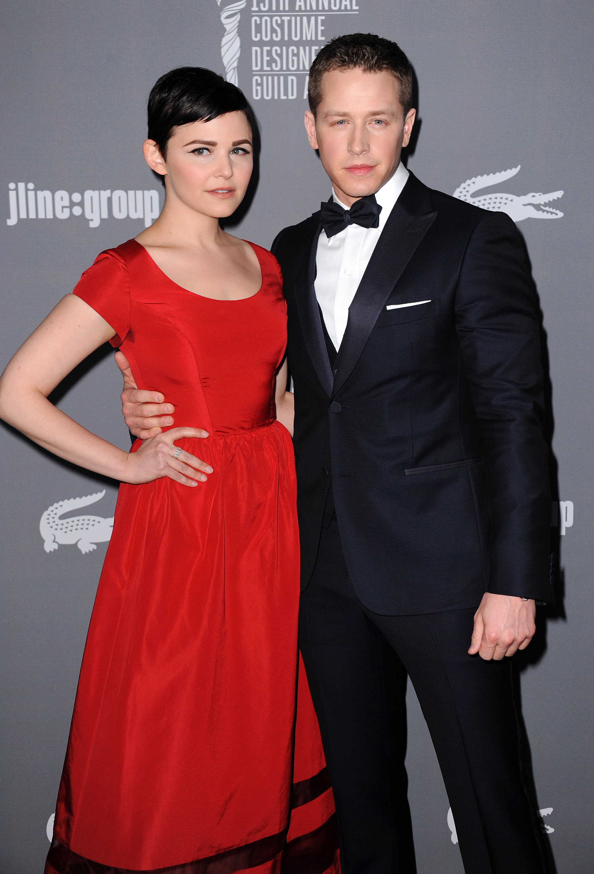 """Ginnifer Goodwin and Josh Dallas, who play Snow White and Prince Charming on """"Once Upon a Time,"""" are engaged."""