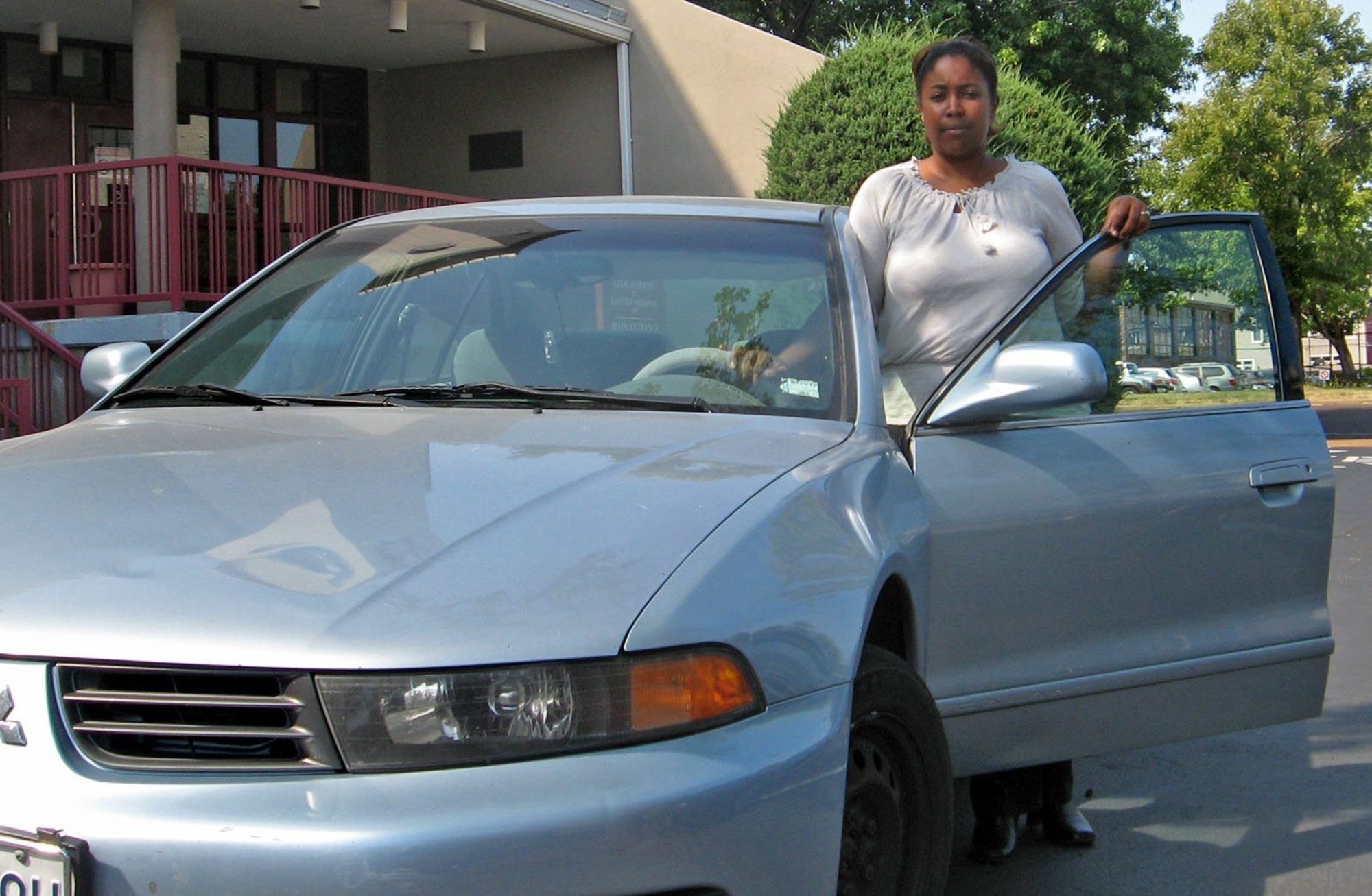 Rachael Ward is suing a loan company for repeatedly freezing the ignition on her 2003 Mitsubshi Galant with a remote device. Companies that give high-interest loans to people who don't qualify for regular car loans are installing devices that prevent cars from starting and can be activated remotely when payments are missed. Critics say the devices are dangerous, leaving people stranded far from home or in dangerous areas.