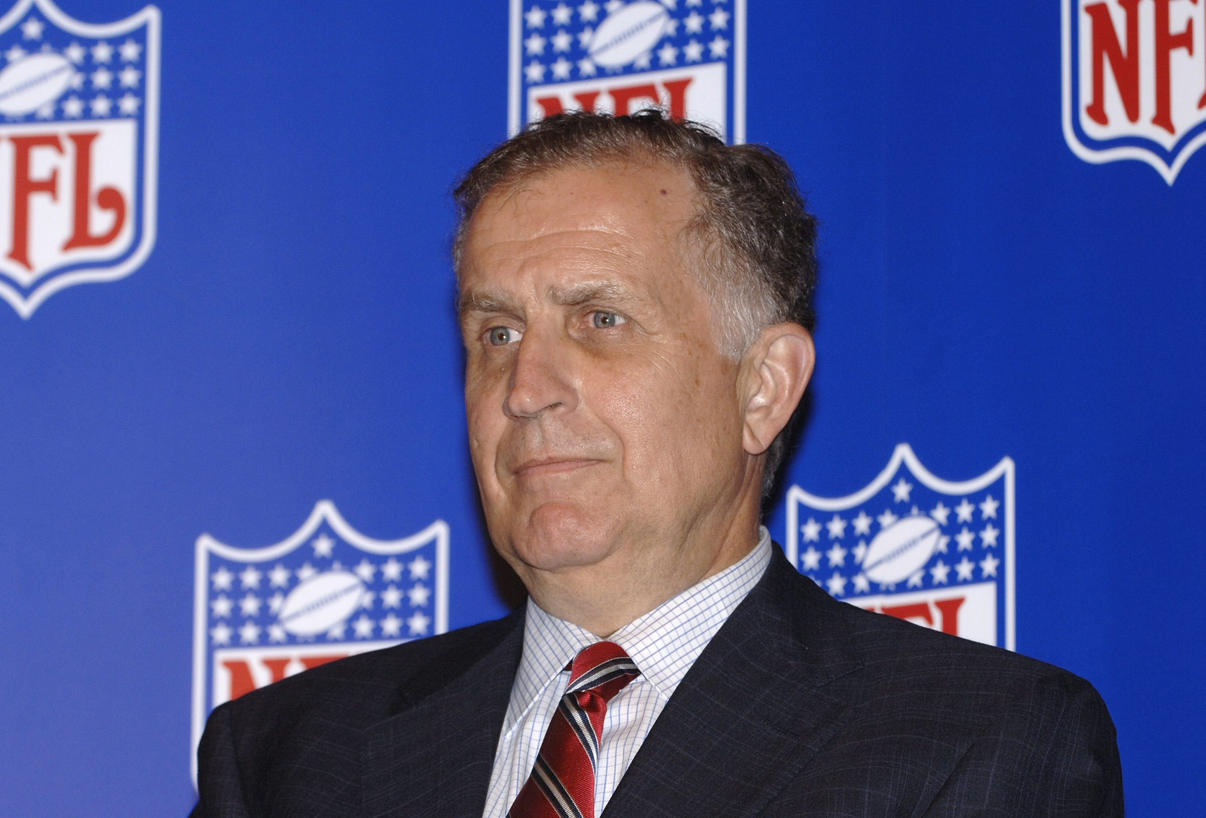 """Frontline's """"League of Denial"""" shows evidence that the NFL ignored medical research on the dangers of concussions during Paul Tagliabue's time as commissioner."""