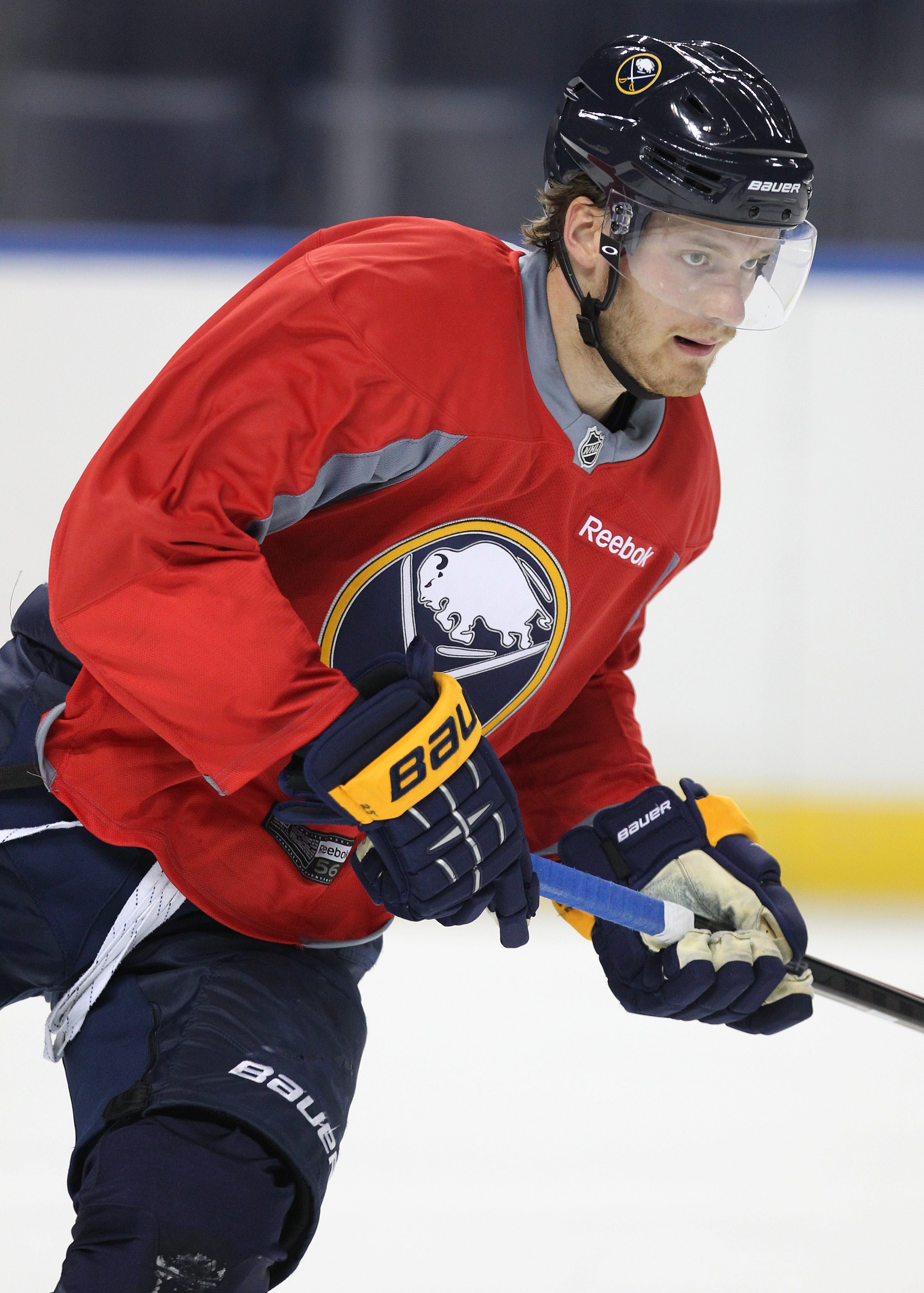 Mikhail Grigorenko finds himself fighting for ice time.