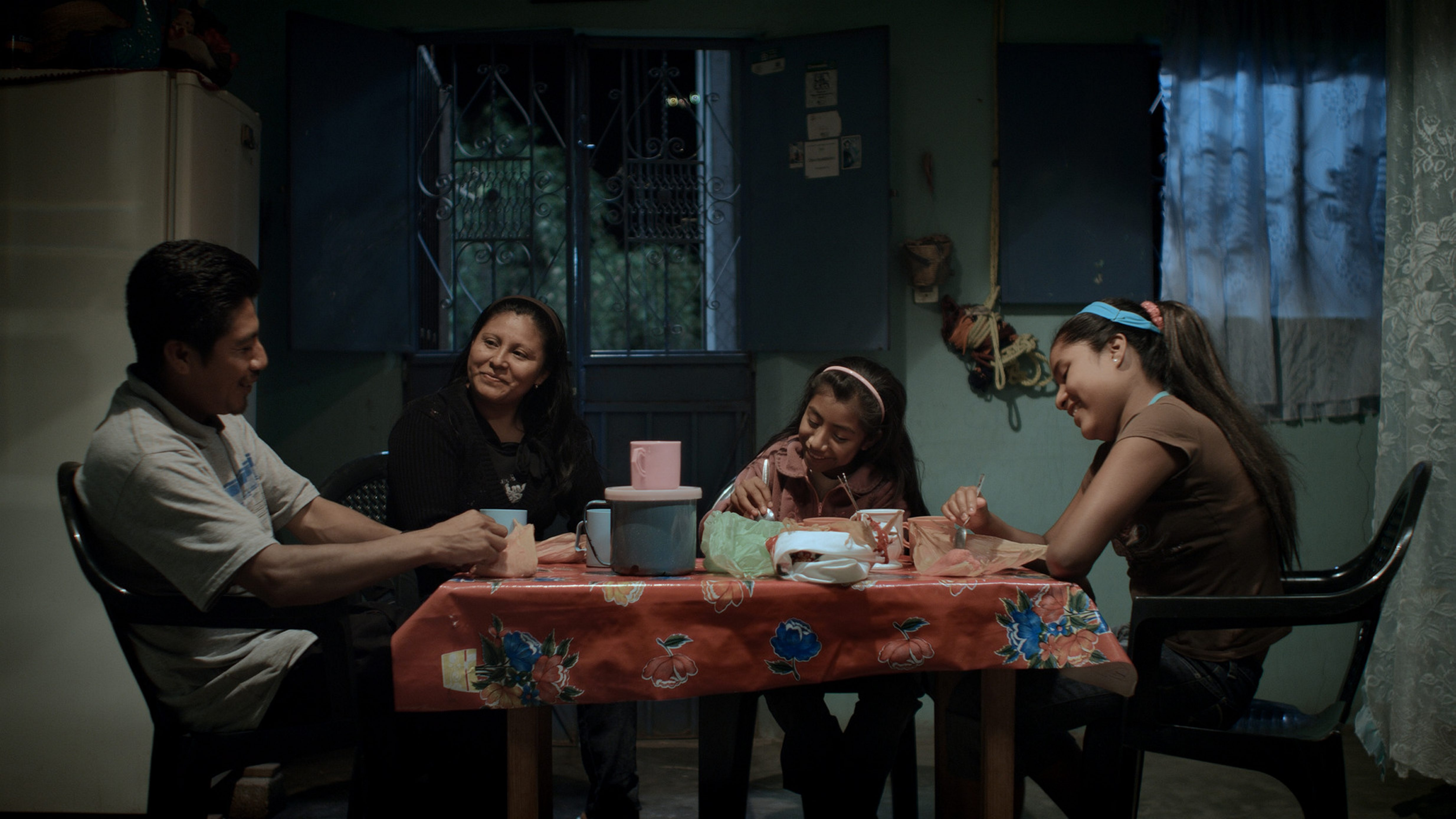 """The prize-winning film """"Aquí y Allá"""" will be screened at 5 tonight in Canisius College."""