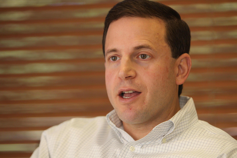 Robert Drago is the CEO of Costanzo's Bakery in Cheektowaga.  Photo taken, Tuesday, Sept. 17, 2013.  (Sharon Cantillon/Buffalo News)