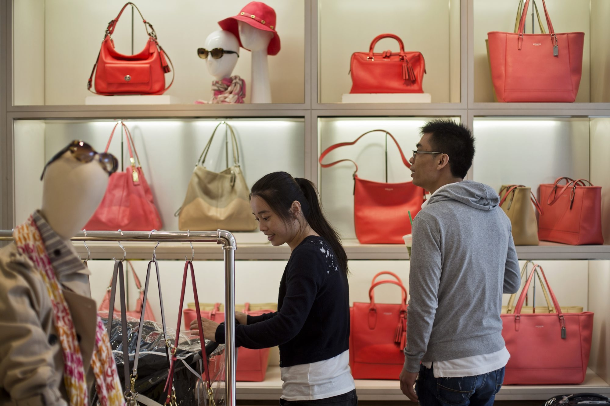 Shopping through an online portal can be less expensive that buying the same item at a store.