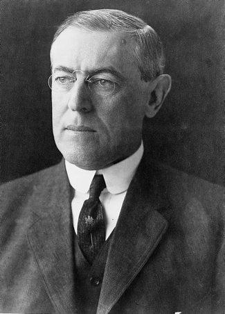 Woodrow Wilson was the Princeton president who won the presidency.