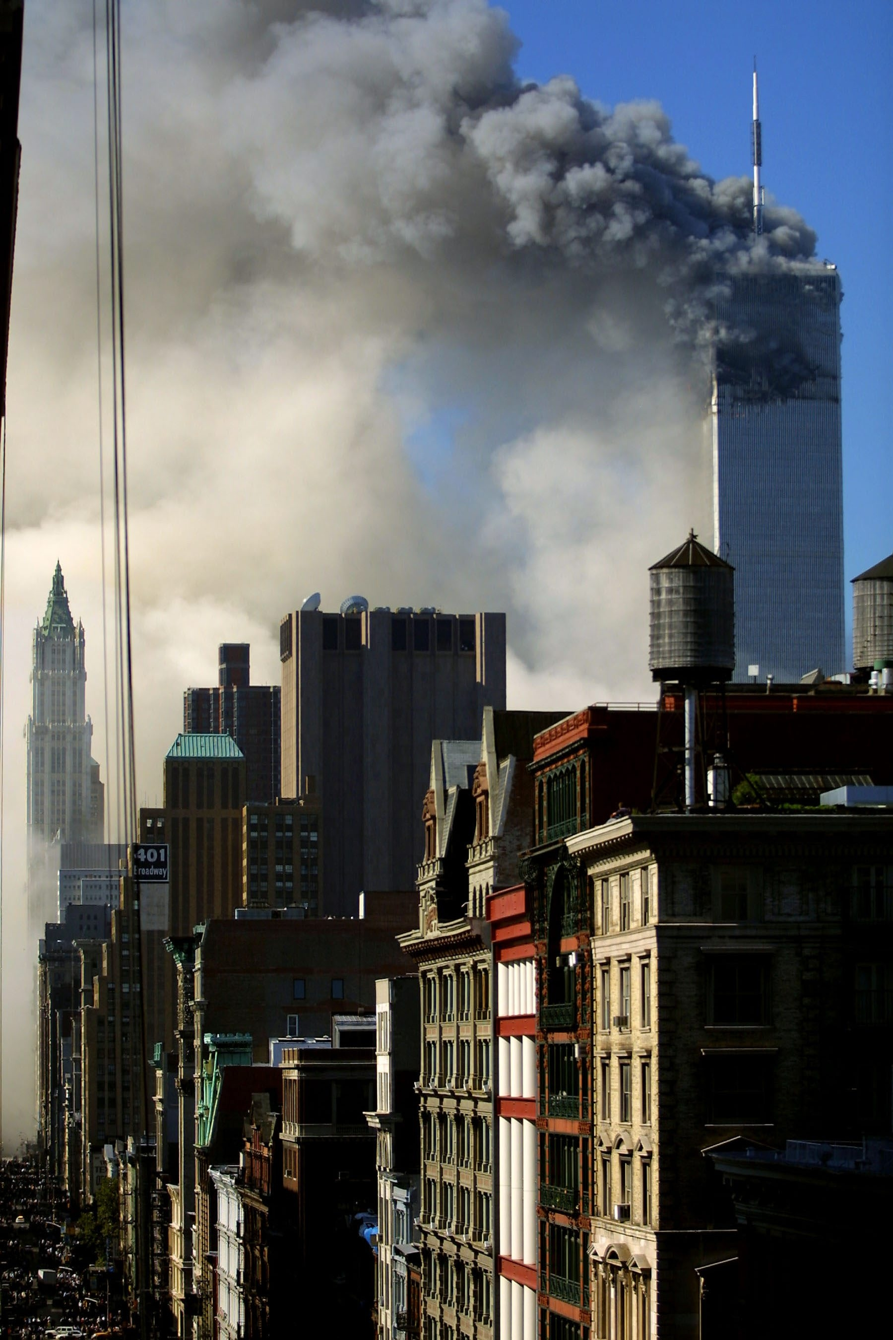 """Thomas Pynchon offers a satirical exploration of the attacks of Sept. 11 as a day in which """"everything was revealed."""""""